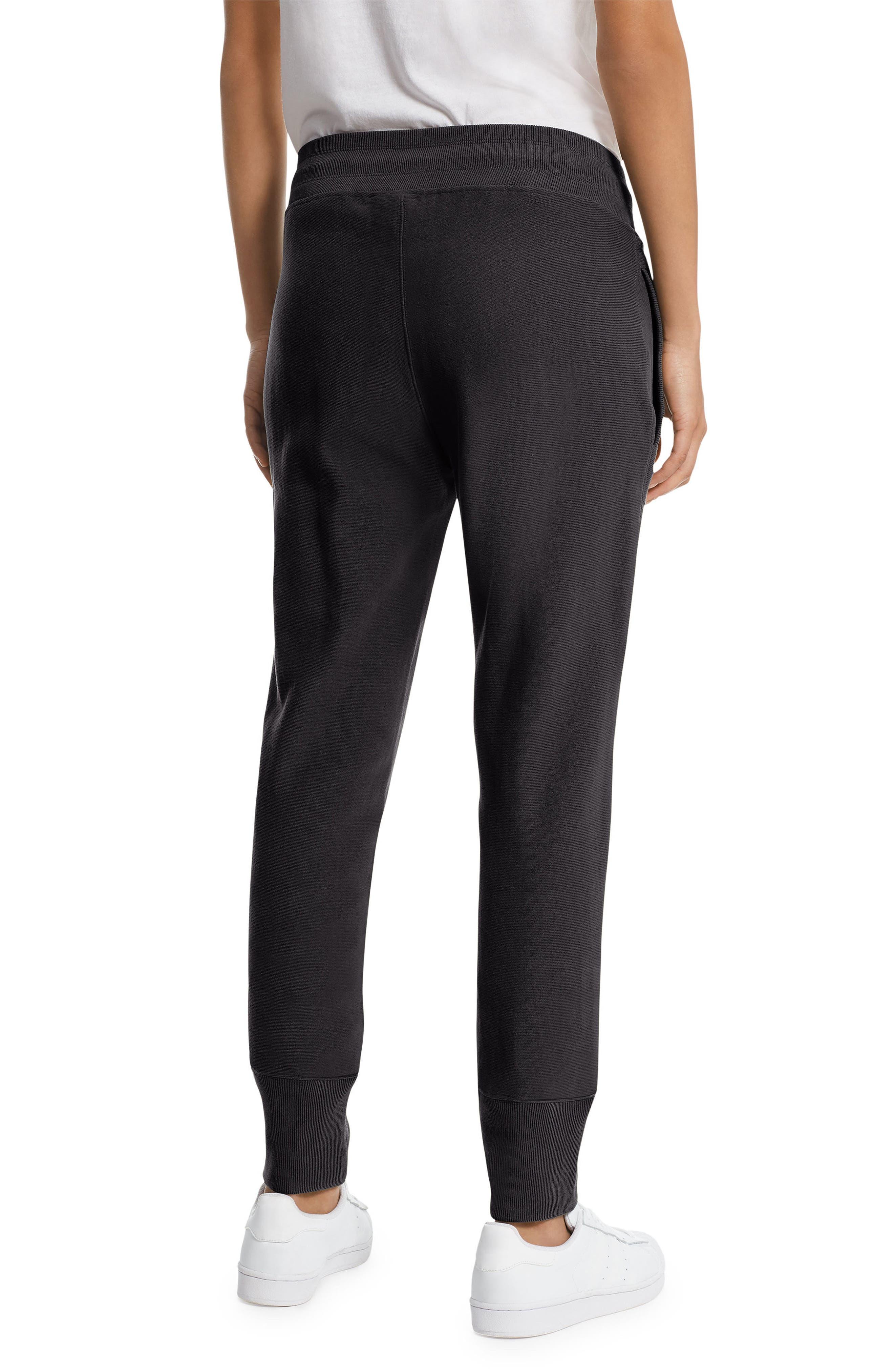 Reverse Weave<sup>®</sup> Jogger Pants,                             Alternate thumbnail 2, color,                             001