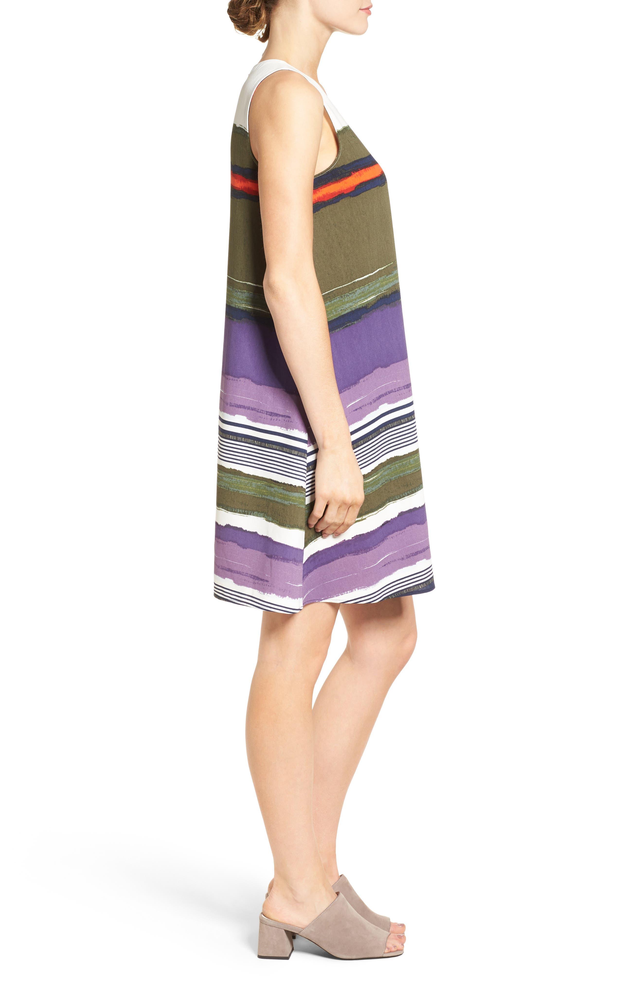A-Line Dress,                             Alternate thumbnail 83, color,