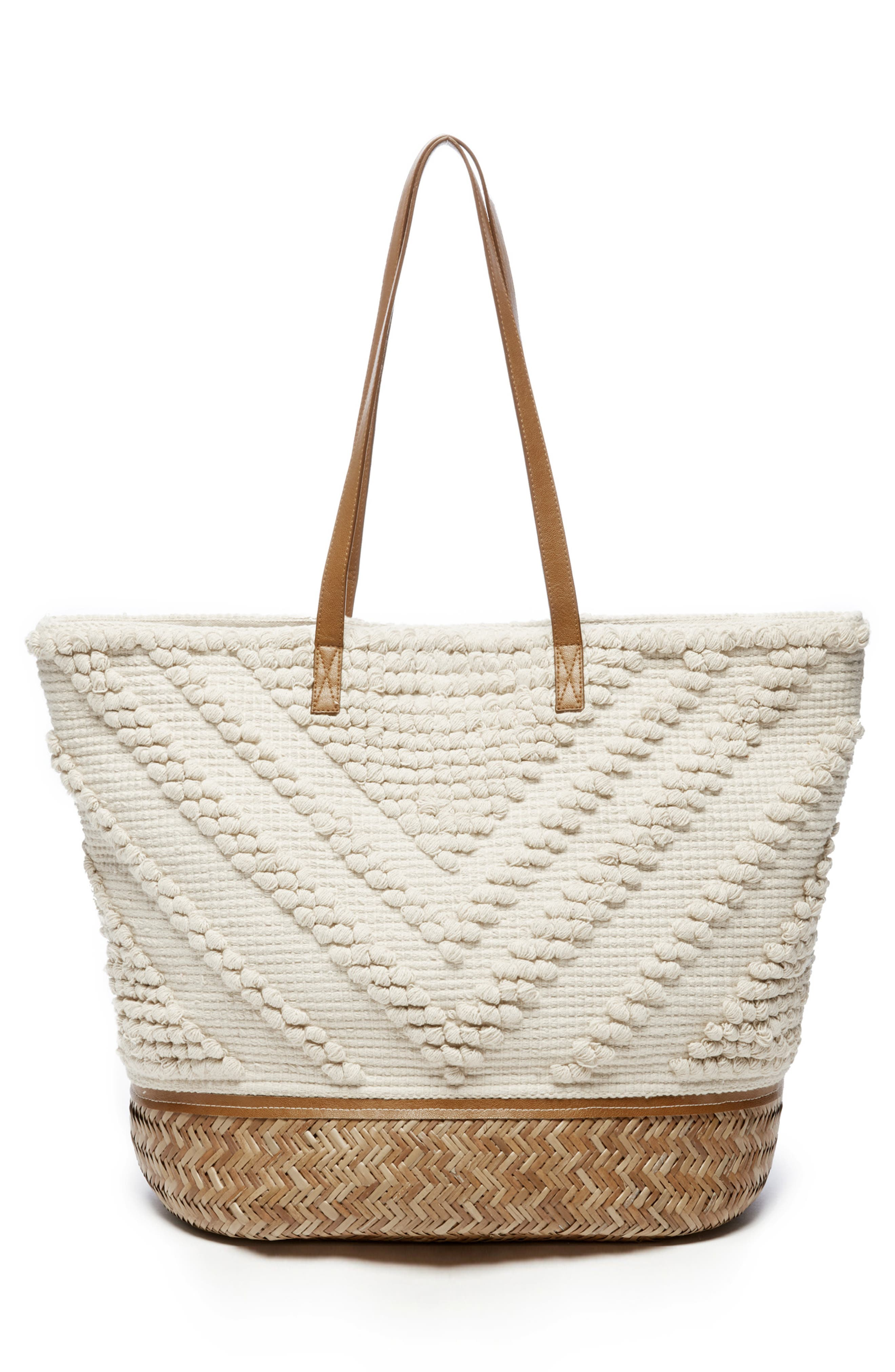 Oversized Fabric Tote,                             Alternate thumbnail 2, color,                             250