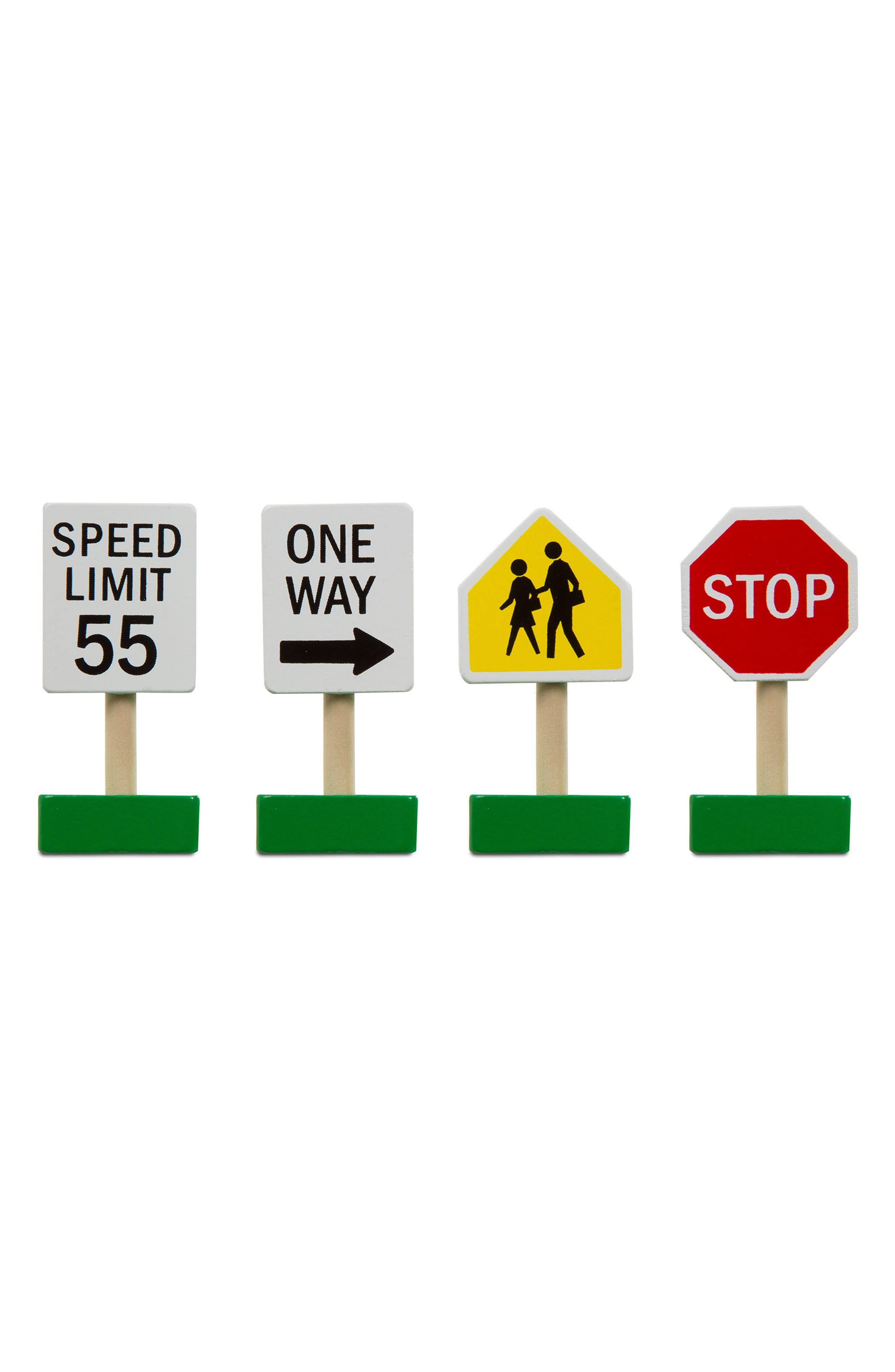 Jumbo Roadway Activity Rug,                             Alternate thumbnail 2, color,                             GREY