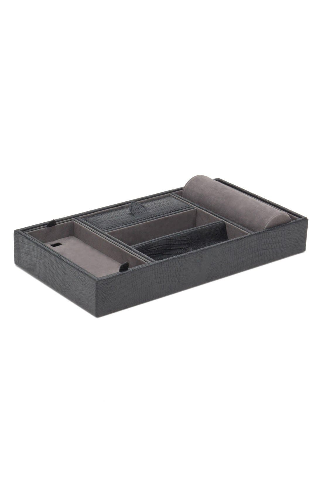 Blake Valet Tray,                             Main thumbnail 1, color,                             001