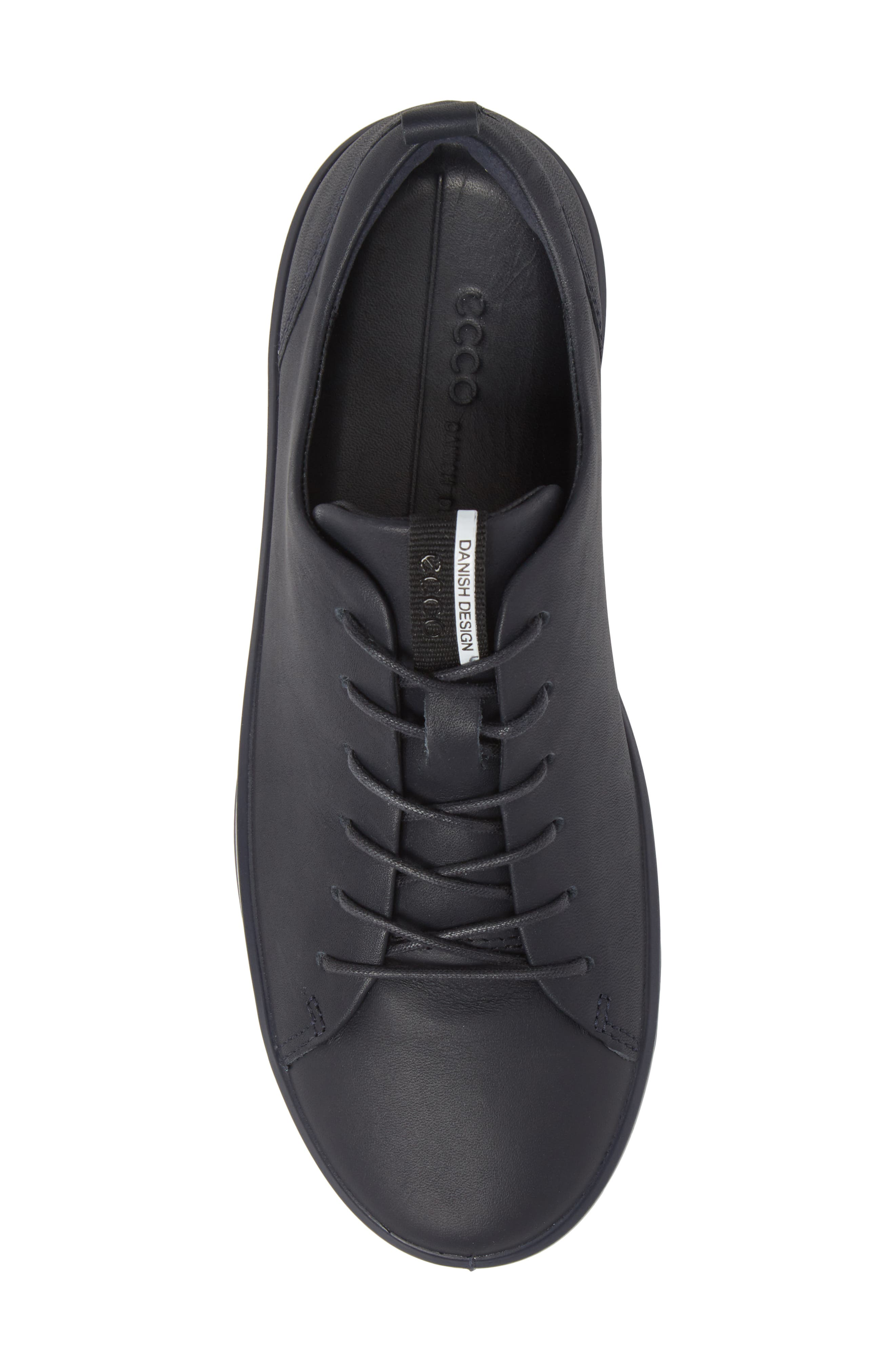 Soft 8 Sneaker,                             Alternate thumbnail 5, color,                             NIGHT SKY LEATHER