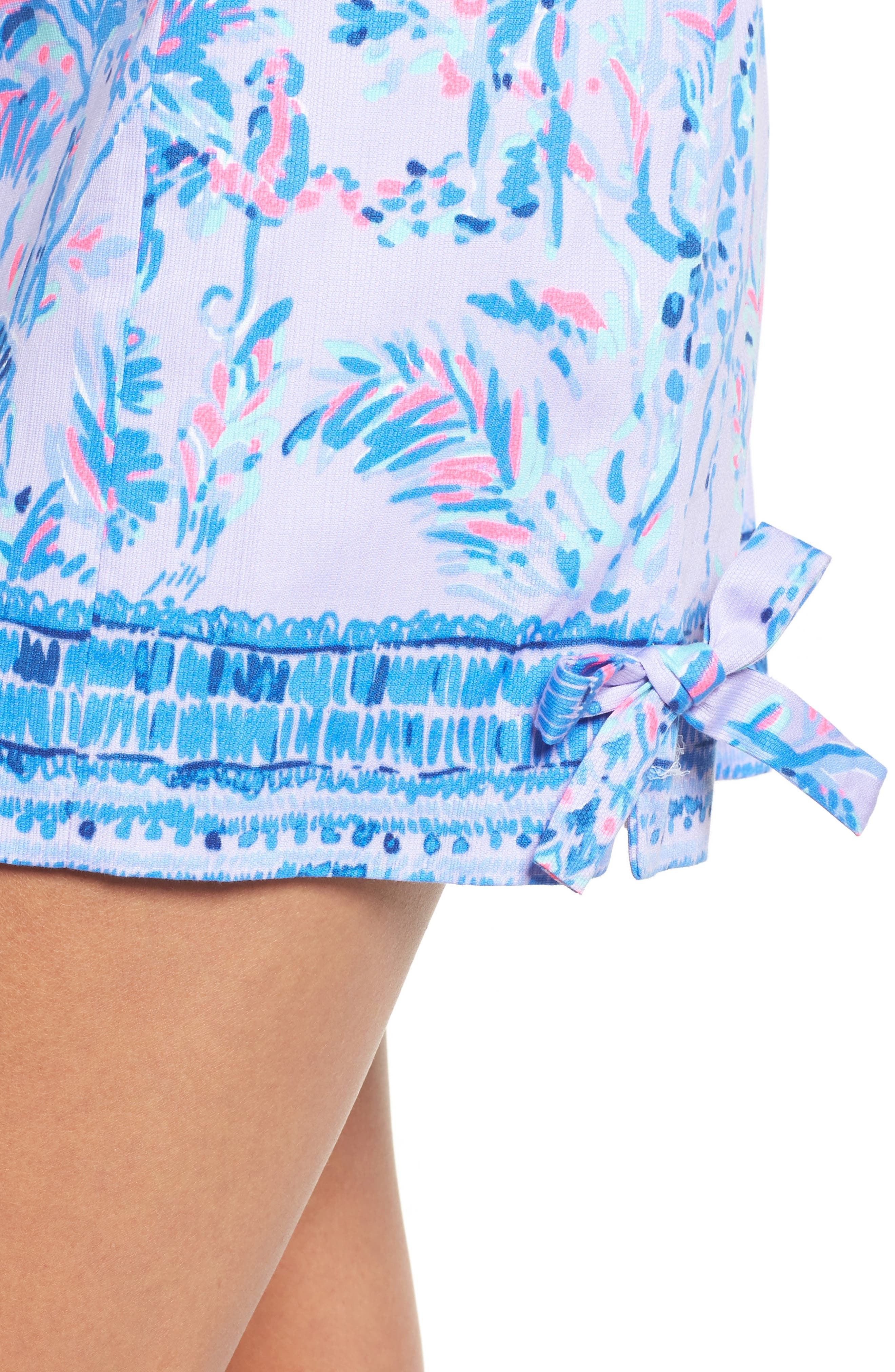 LILLY PULITZER<SUP>®</SUP>,                             Mila Shift Dress,                             Alternate thumbnail 4, color,                             550