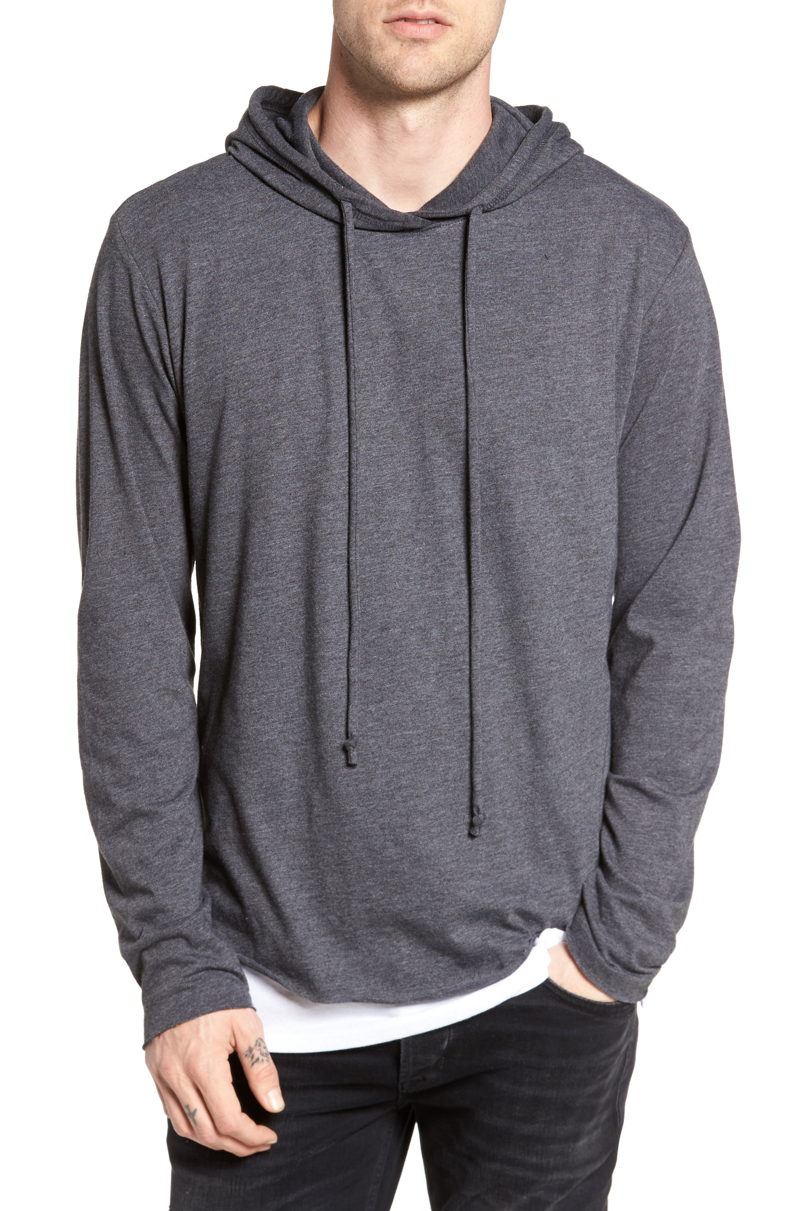 Lightweight Hoodie,                             Main thumbnail 2, color,
