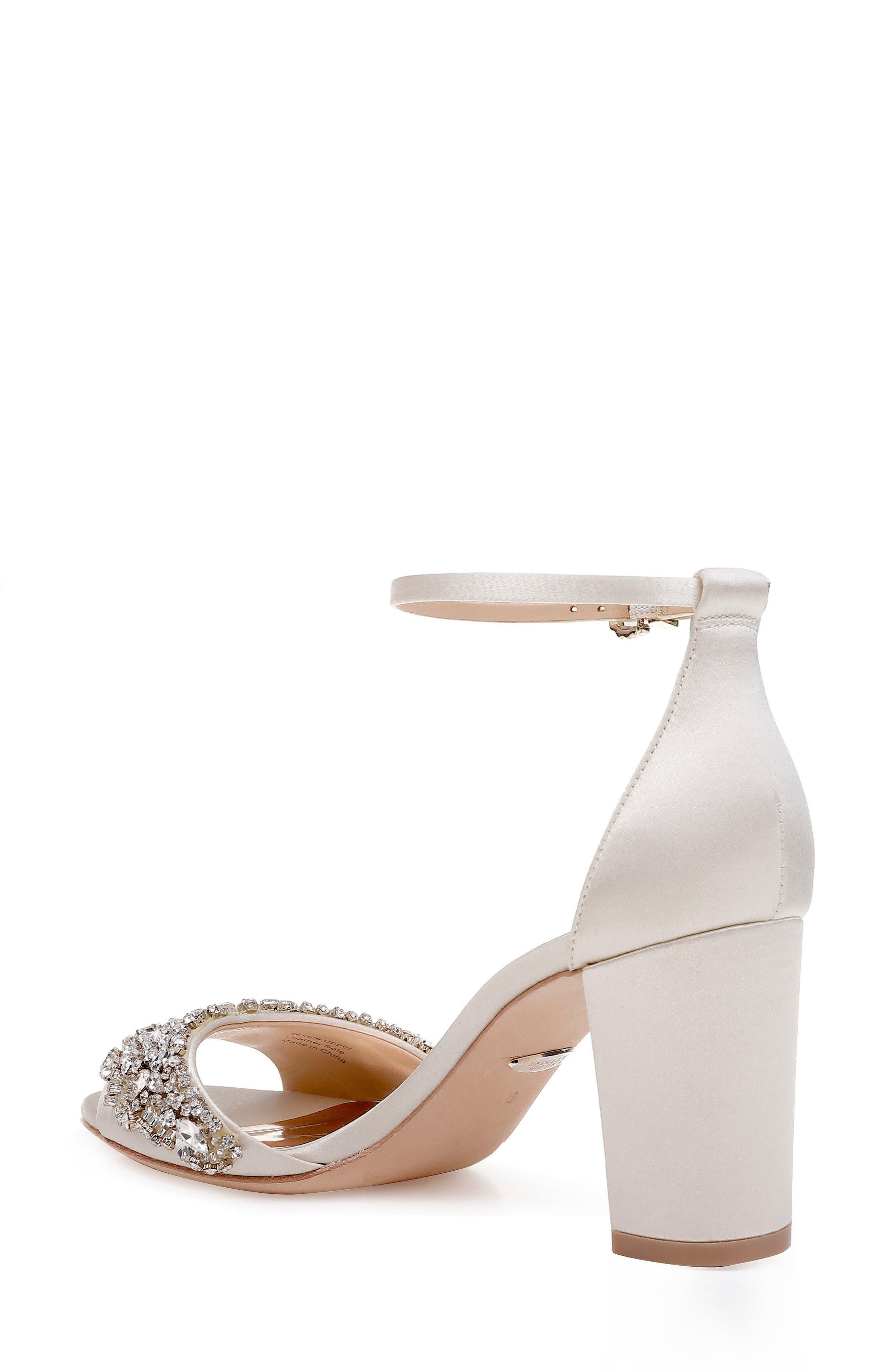 Hines Embellished Block Heel Sandal,                             Alternate thumbnail 8, color,