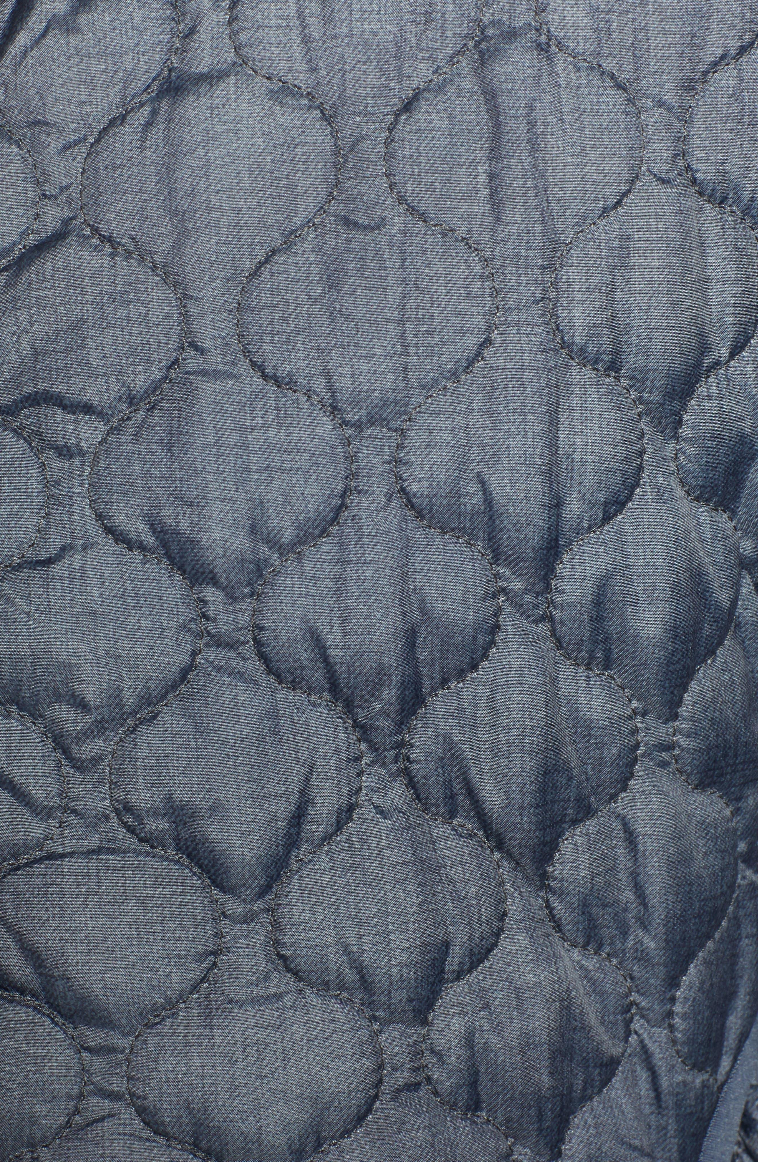 Anoeta Anti Series Jacket,                             Alternate thumbnail 7, color,                             BLUE