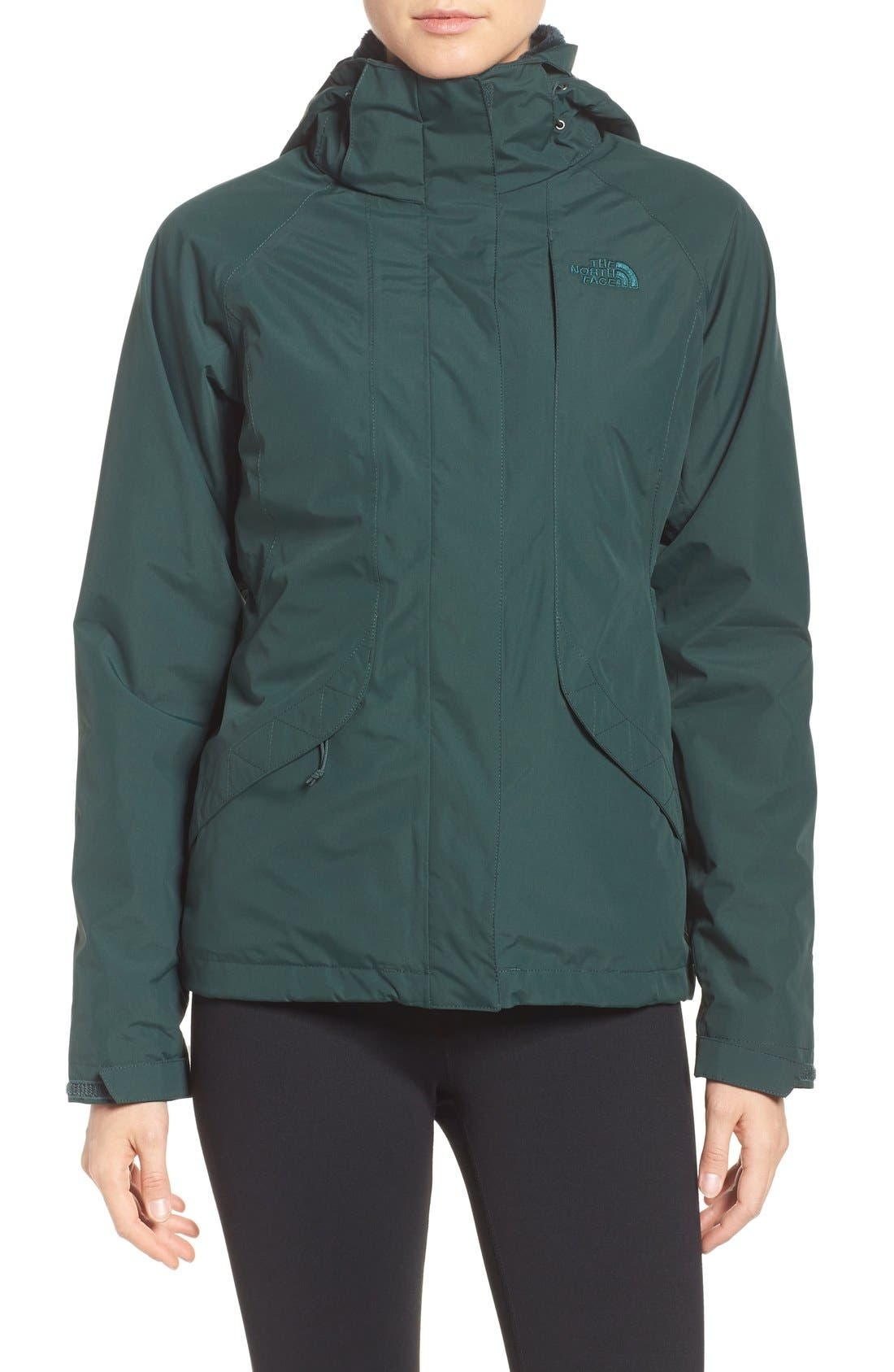 Boundary Triclimate<sup>®</sup> 3-in-1 Jacket,                             Main thumbnail 4, color,
