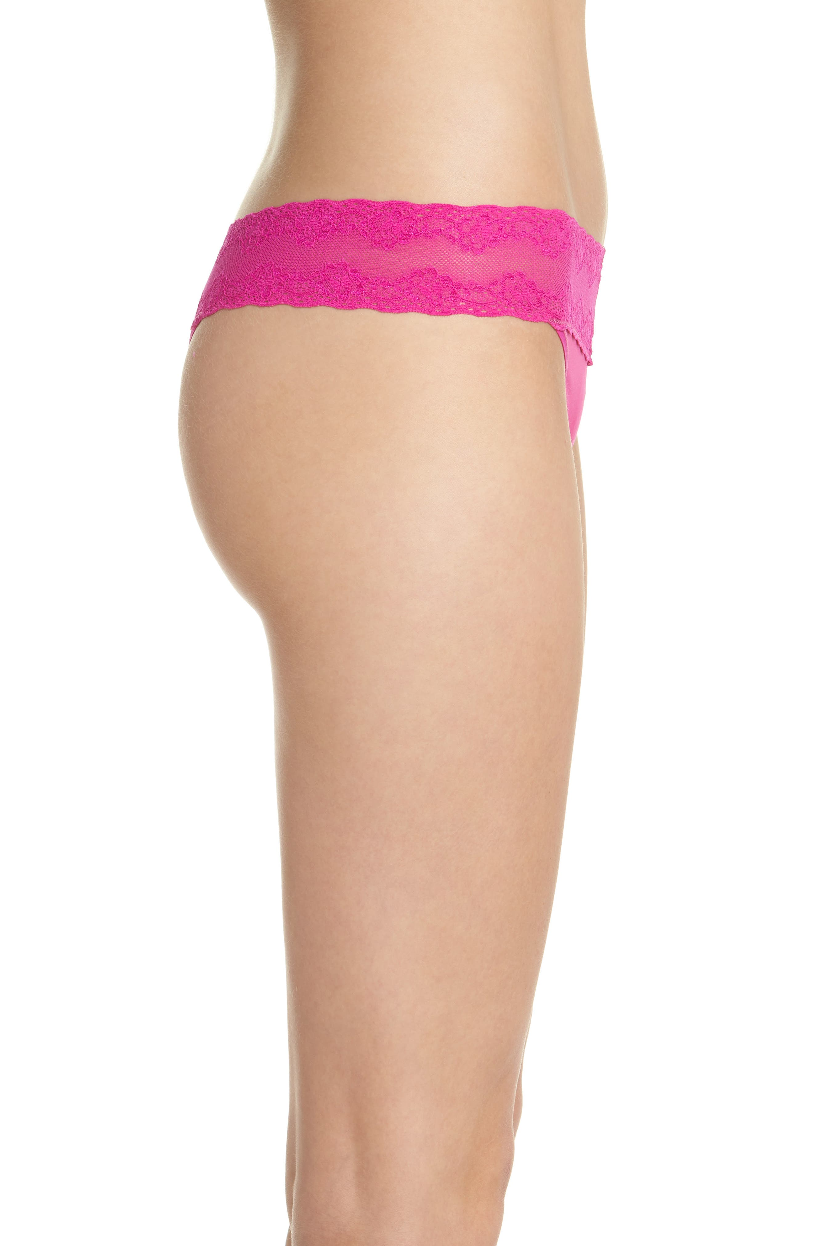 Bliss Perfection Thong,                             Alternate thumbnail 233, color,