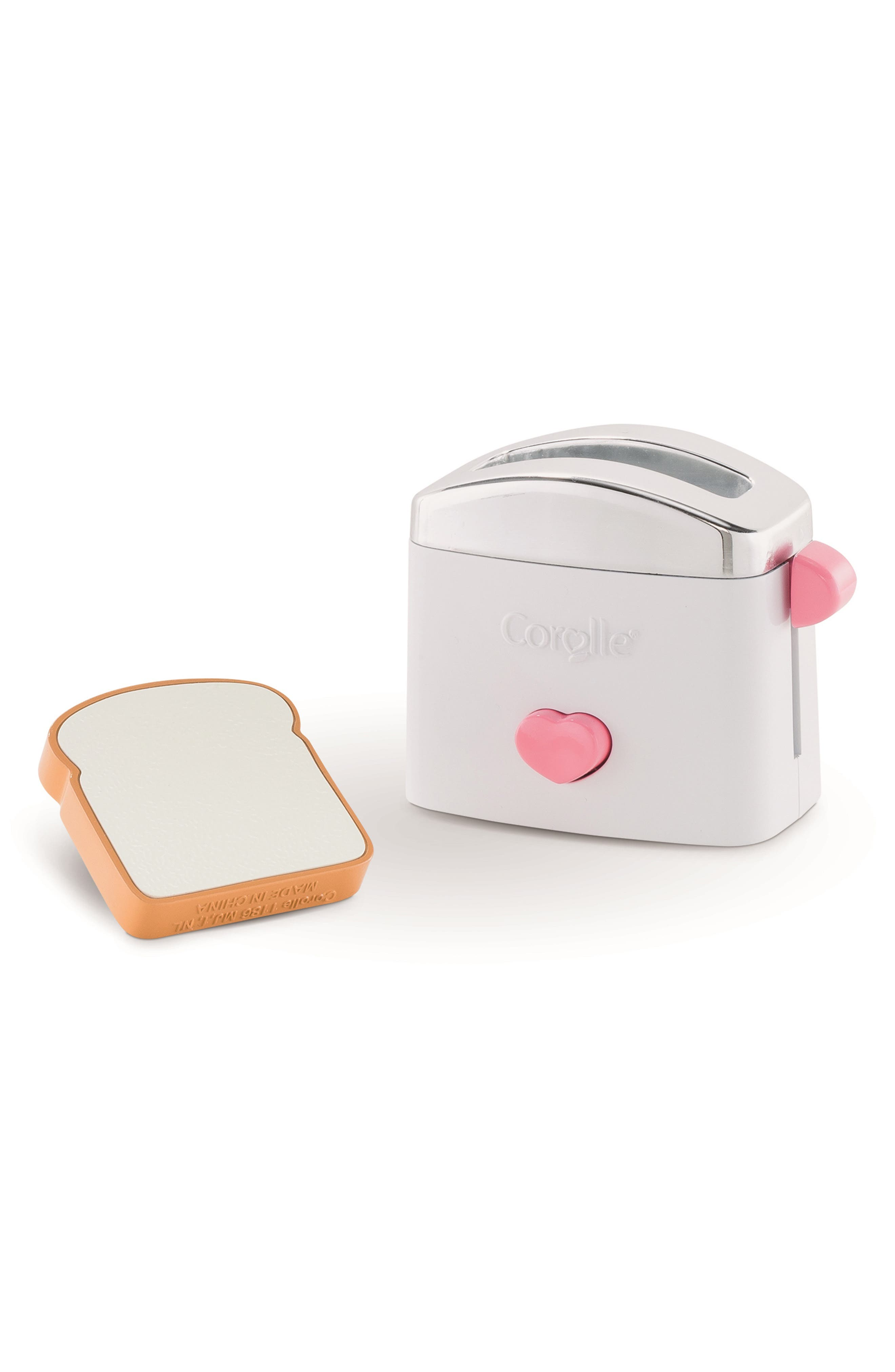 Toy Toaster & Toast Play Set, Main, color, 100