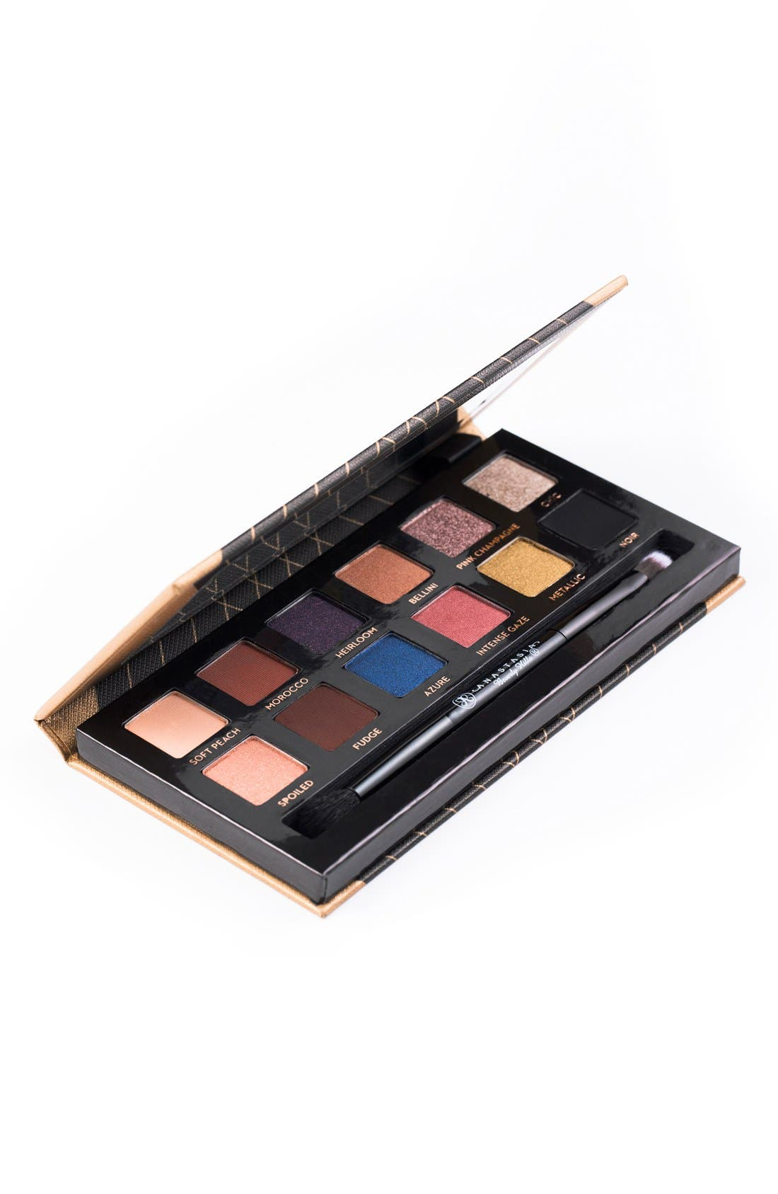'World Traveler' Couture Eyeshadow Palette,                             Alternate thumbnail 2, color,                             000