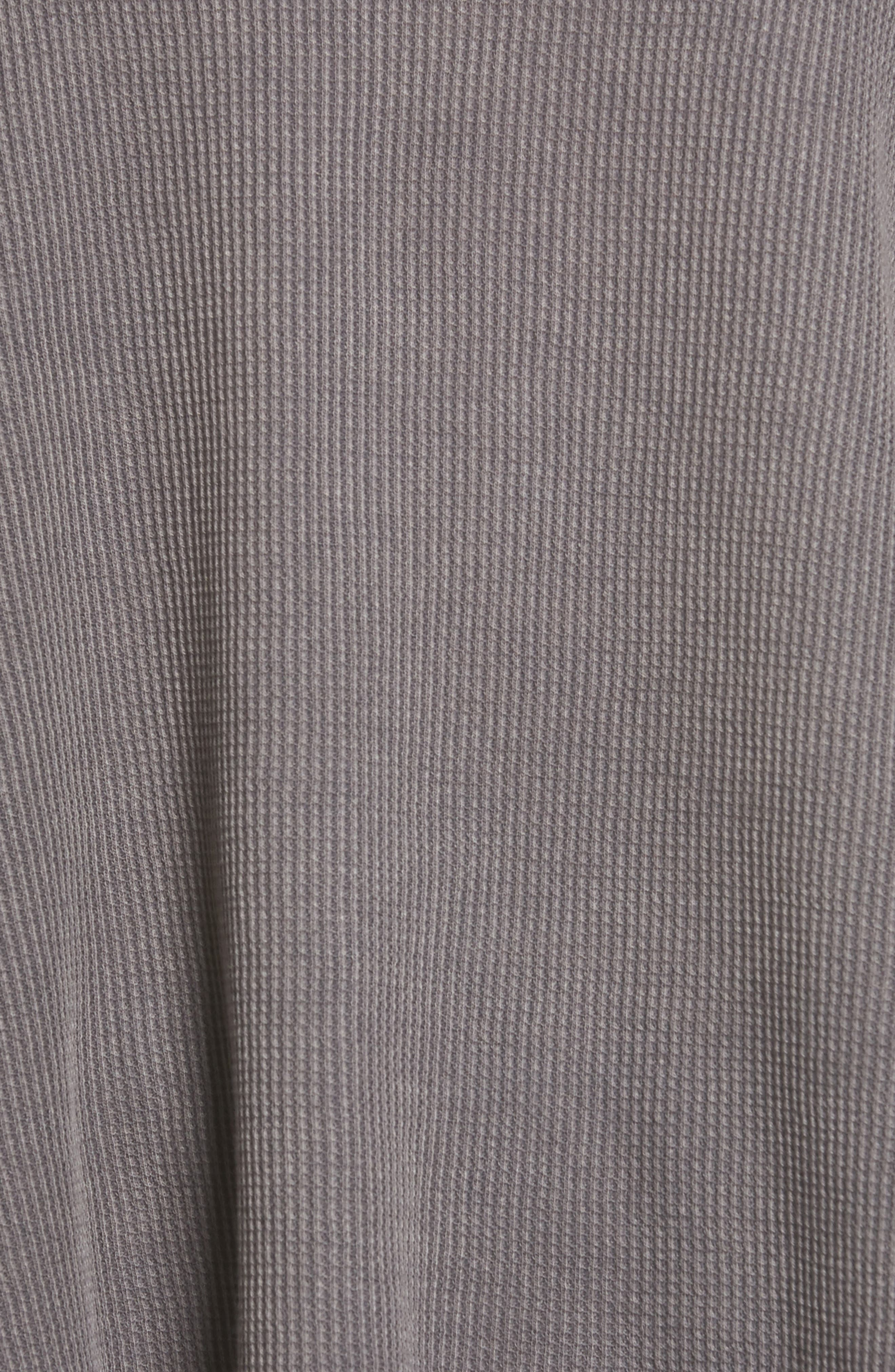 Washed Thermal Tank,                             Alternate thumbnail 9, color,