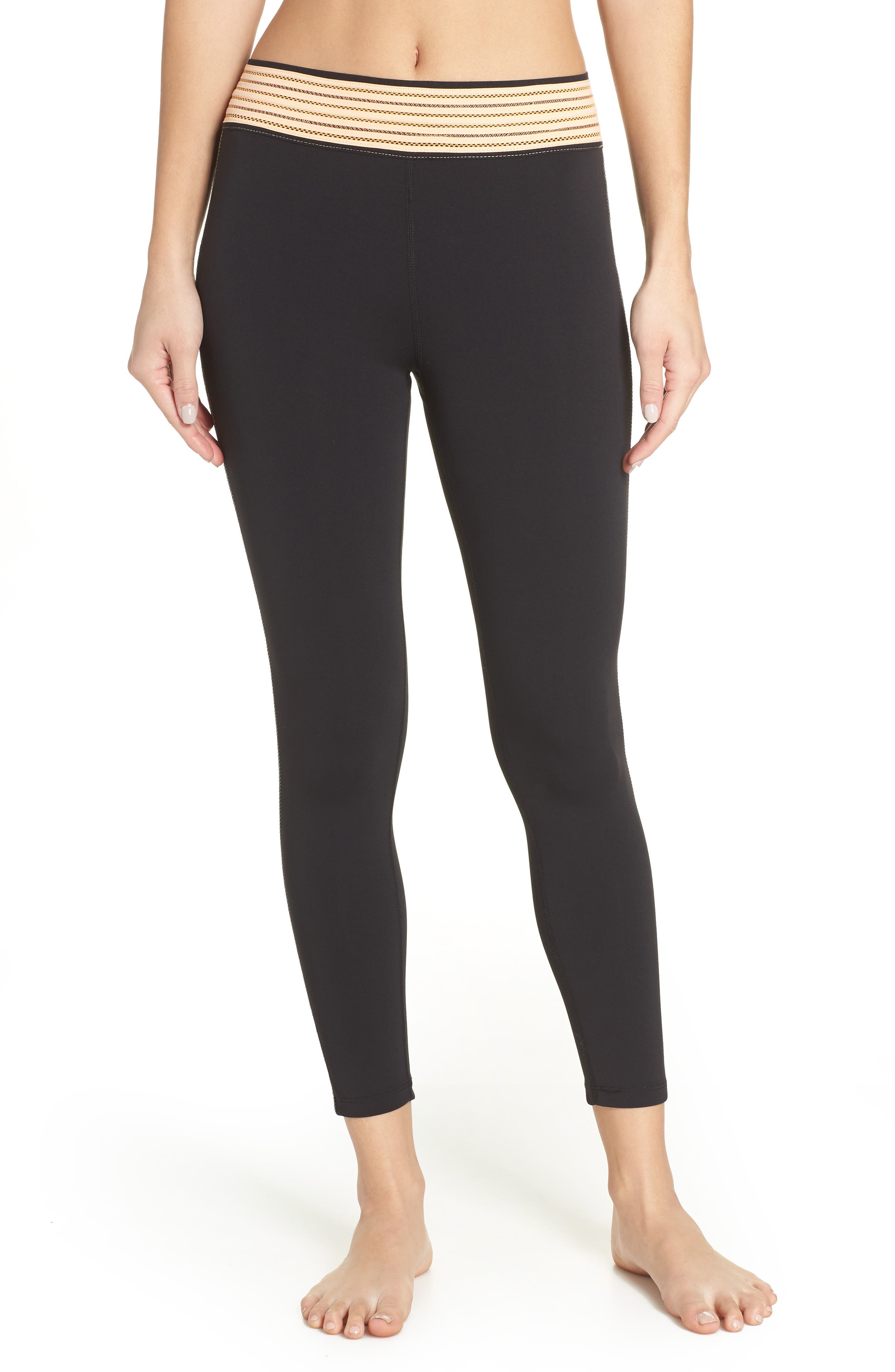 FREE PEOPLE Practice Makes Perfect Leggings, Main, color, 001