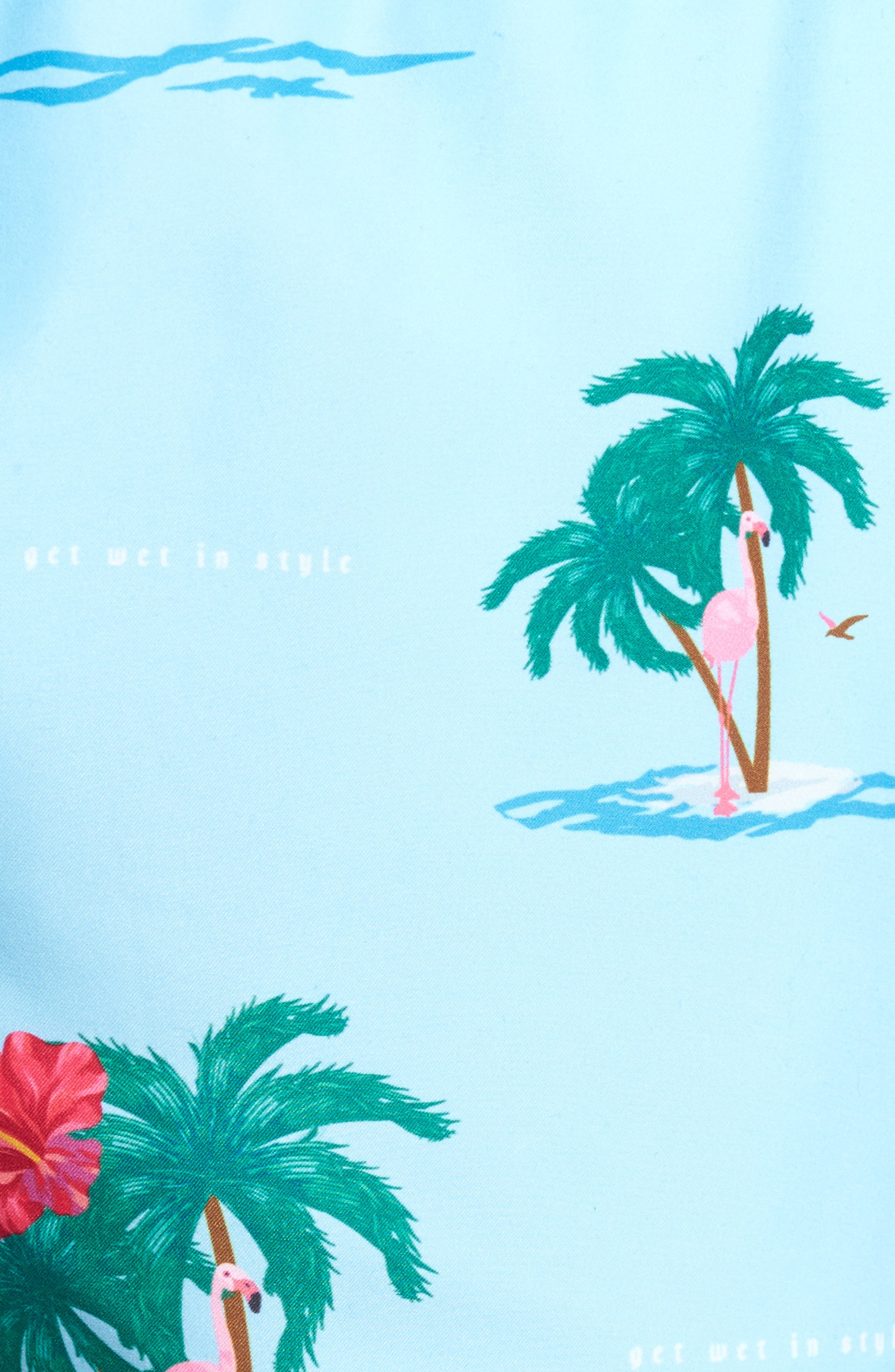 Magnum Swim Trunks,                             Alternate thumbnail 5, color,                             400