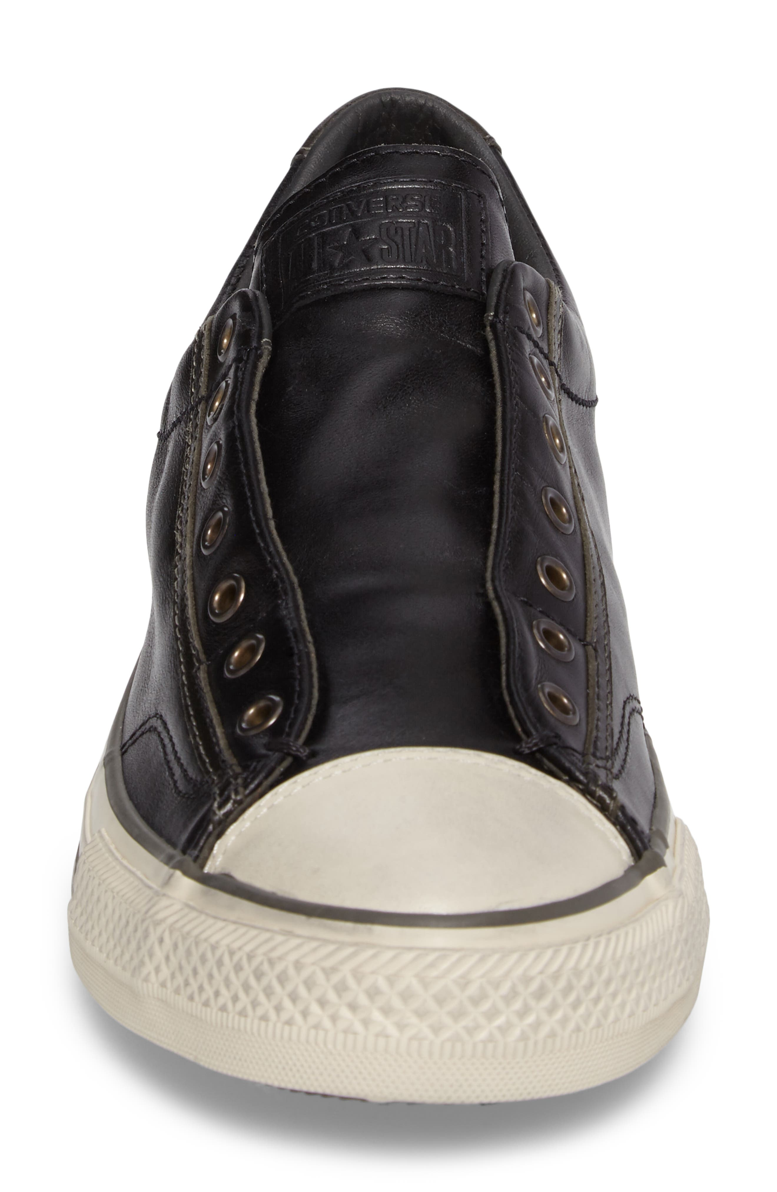 by John Varvatos Sneaker,                             Alternate thumbnail 4, color,                             001