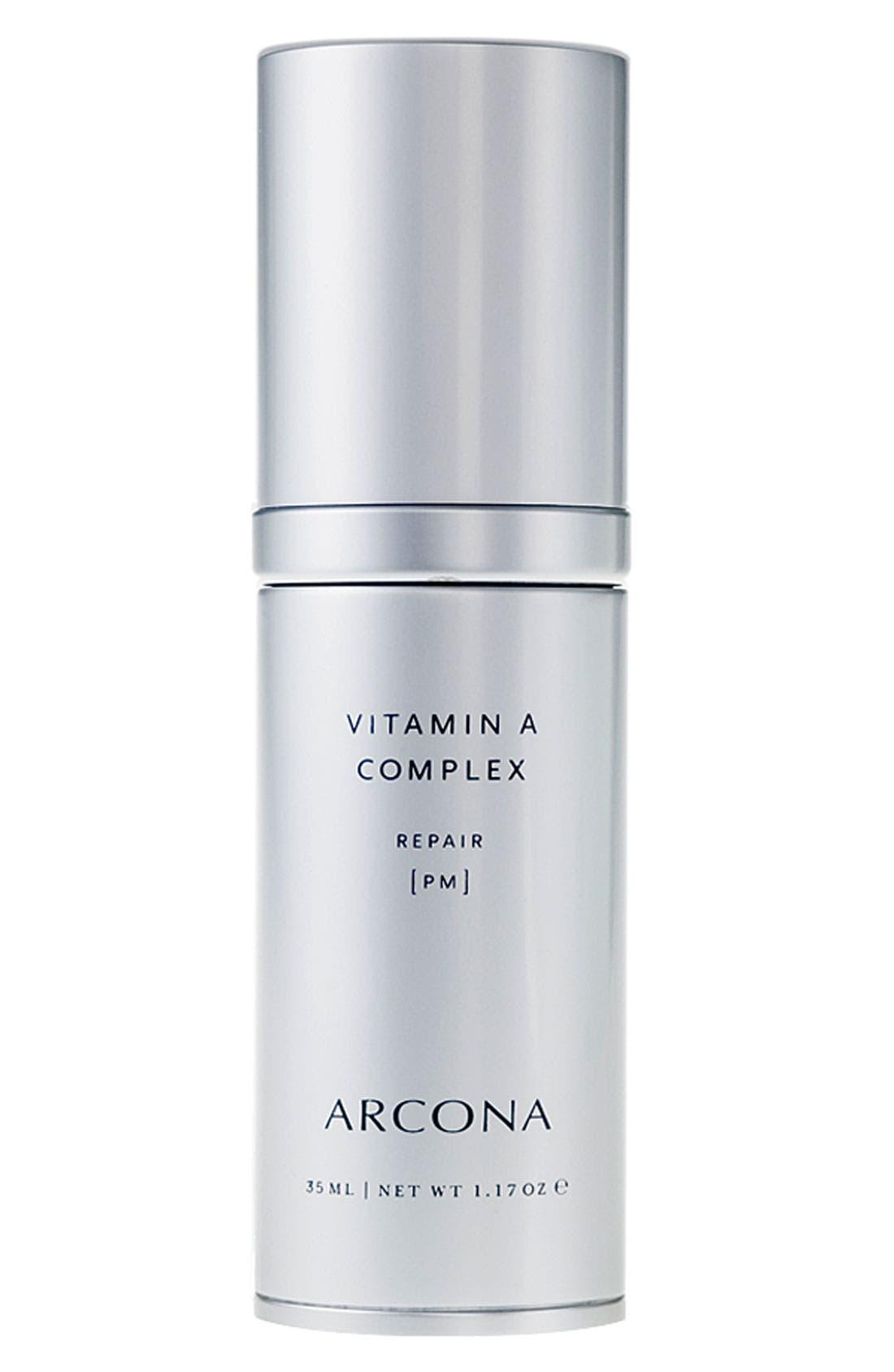 Vitamin A Complex,                         Main,                         color,