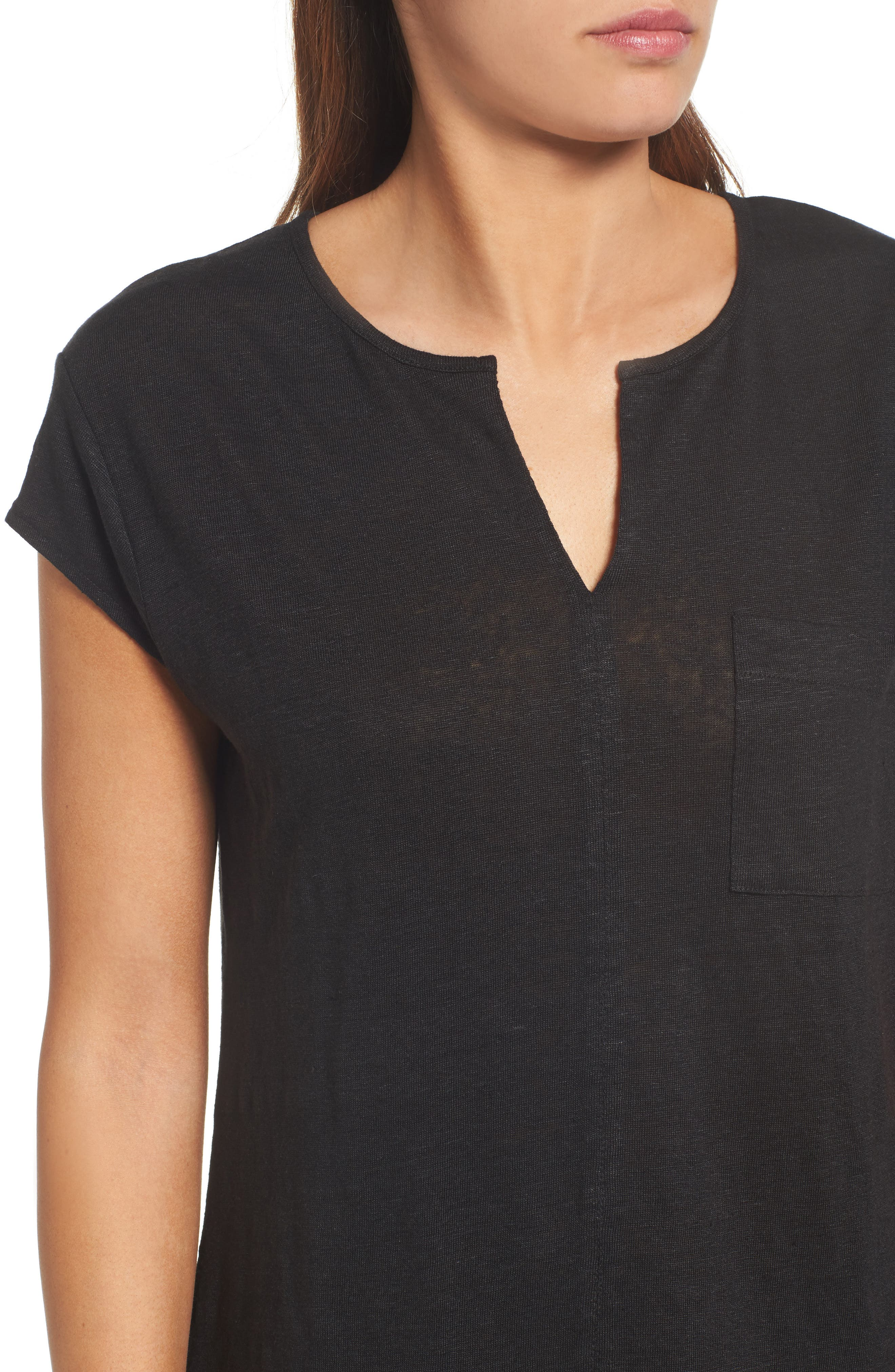 City Mix Layered Look Tee,                             Alternate thumbnail 77, color,