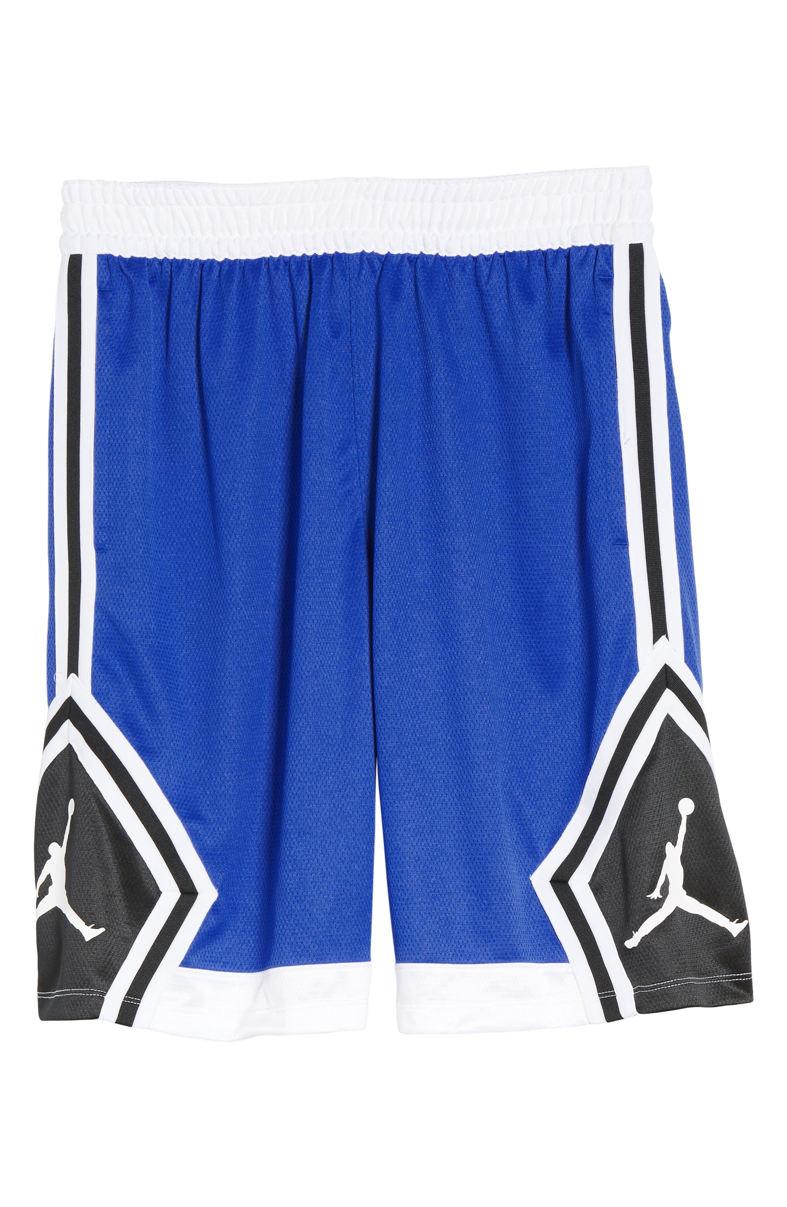 Sportswear Rise Diamond Shorts,                             Alternate thumbnail 35, color,