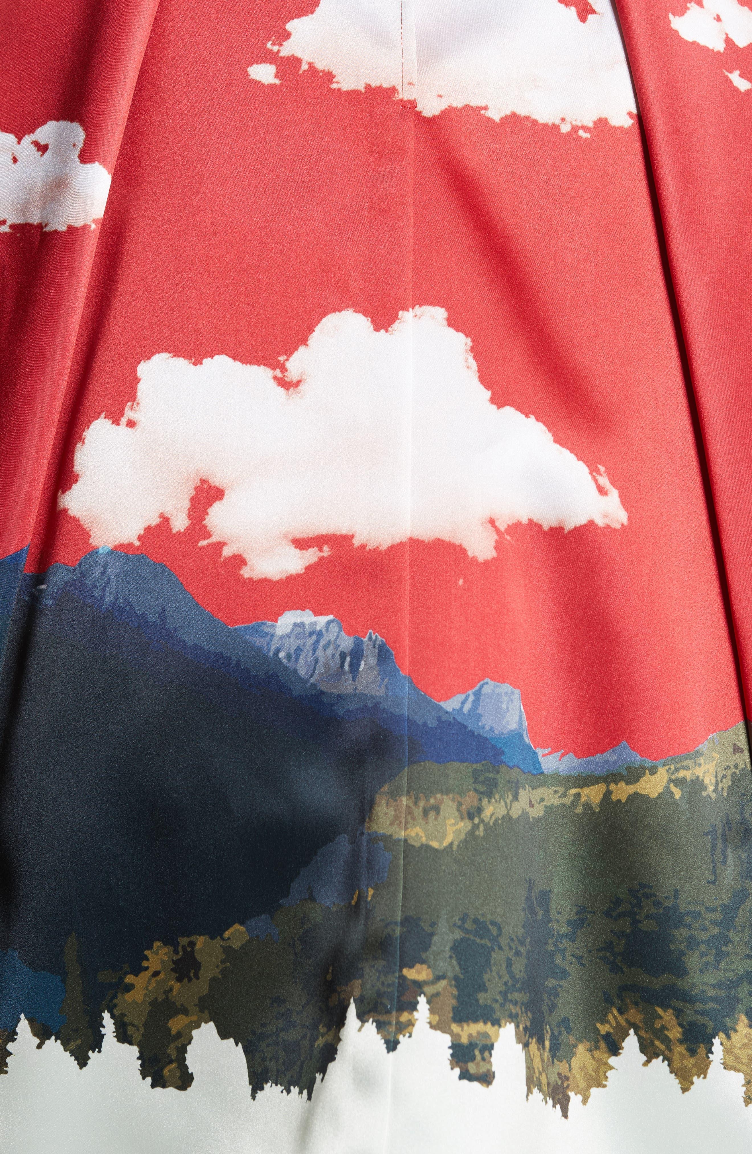 Day/Night Reversible Skirt,                             Alternate thumbnail 6, color,                             600