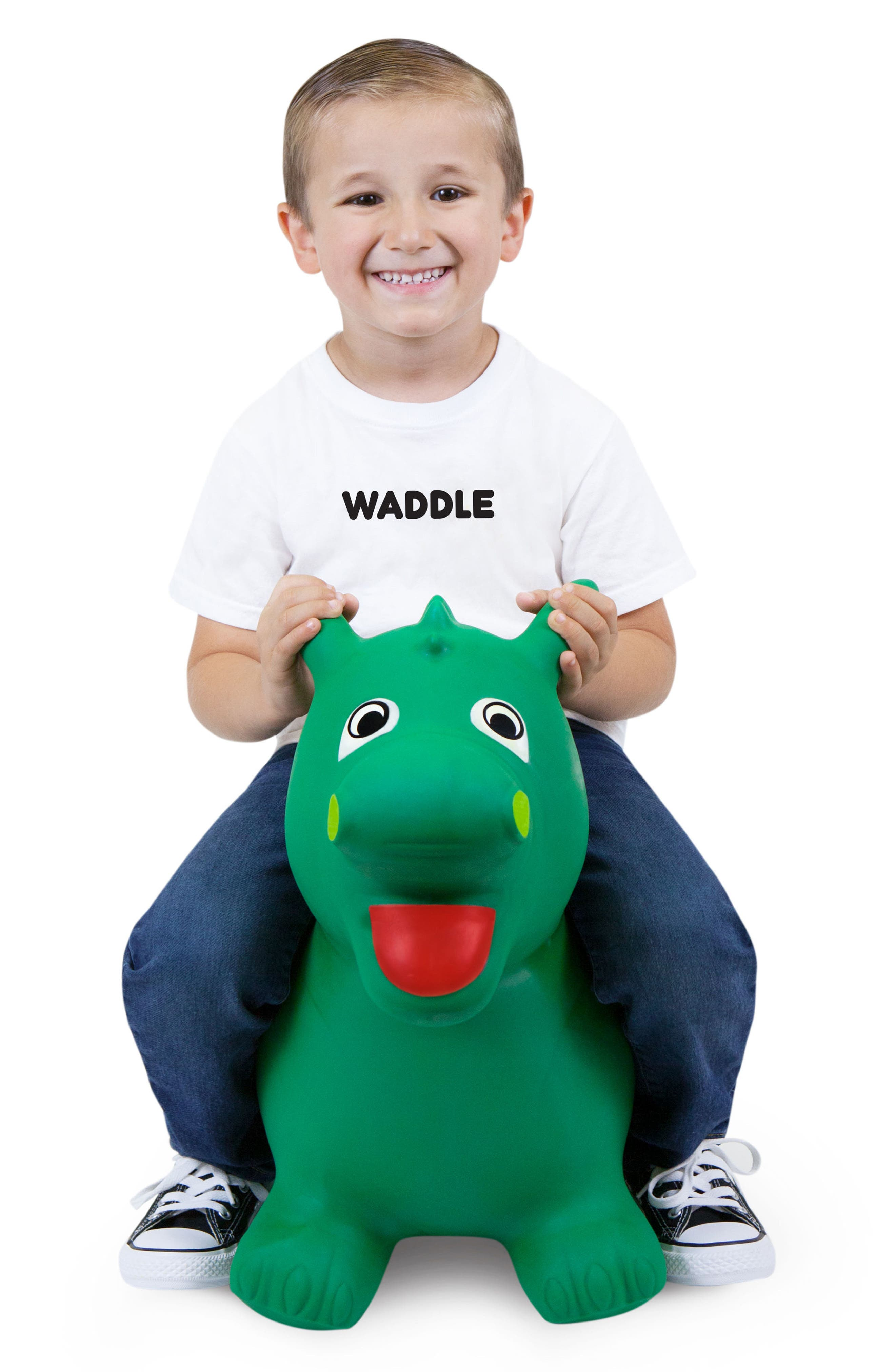 Dragon Bouncy Ride-On Toy,                             Alternate thumbnail 3, color,                             302