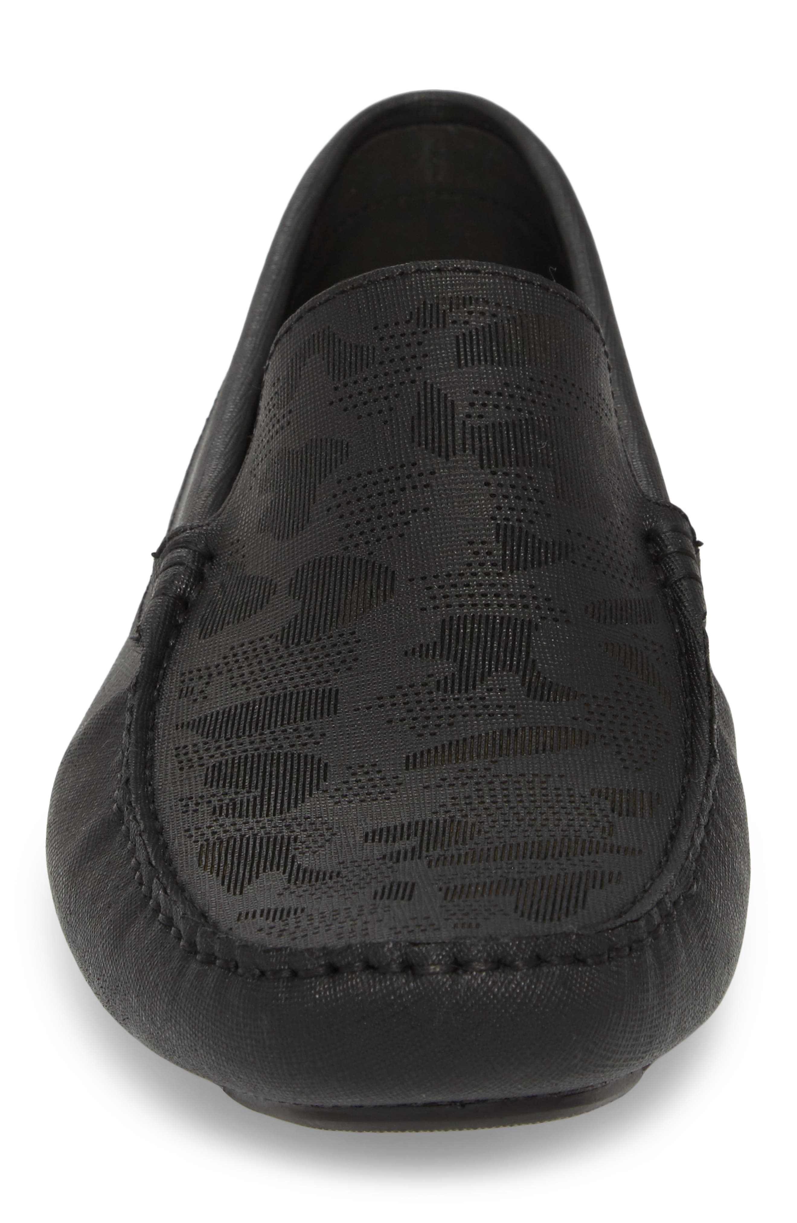 KENNETH COLE NEW YORK,                             Theme Song Driving Shoe,                             Alternate thumbnail 4, color,                             001