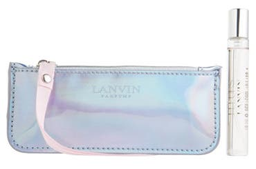 Lanvin gift with purchase.