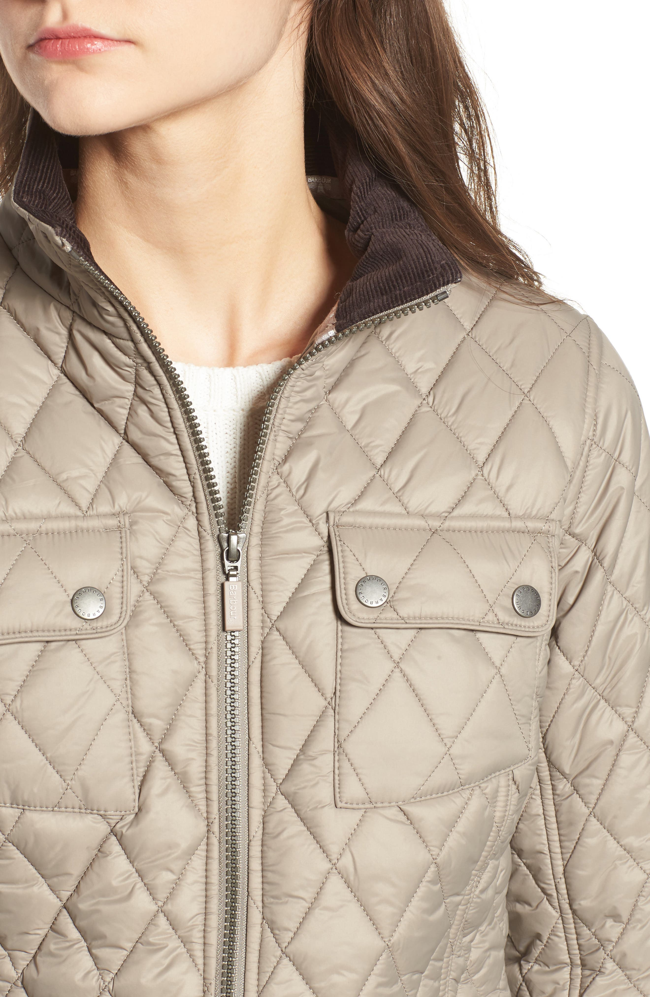 Dolostone Quilted Jacket,                             Alternate thumbnail 11, color,