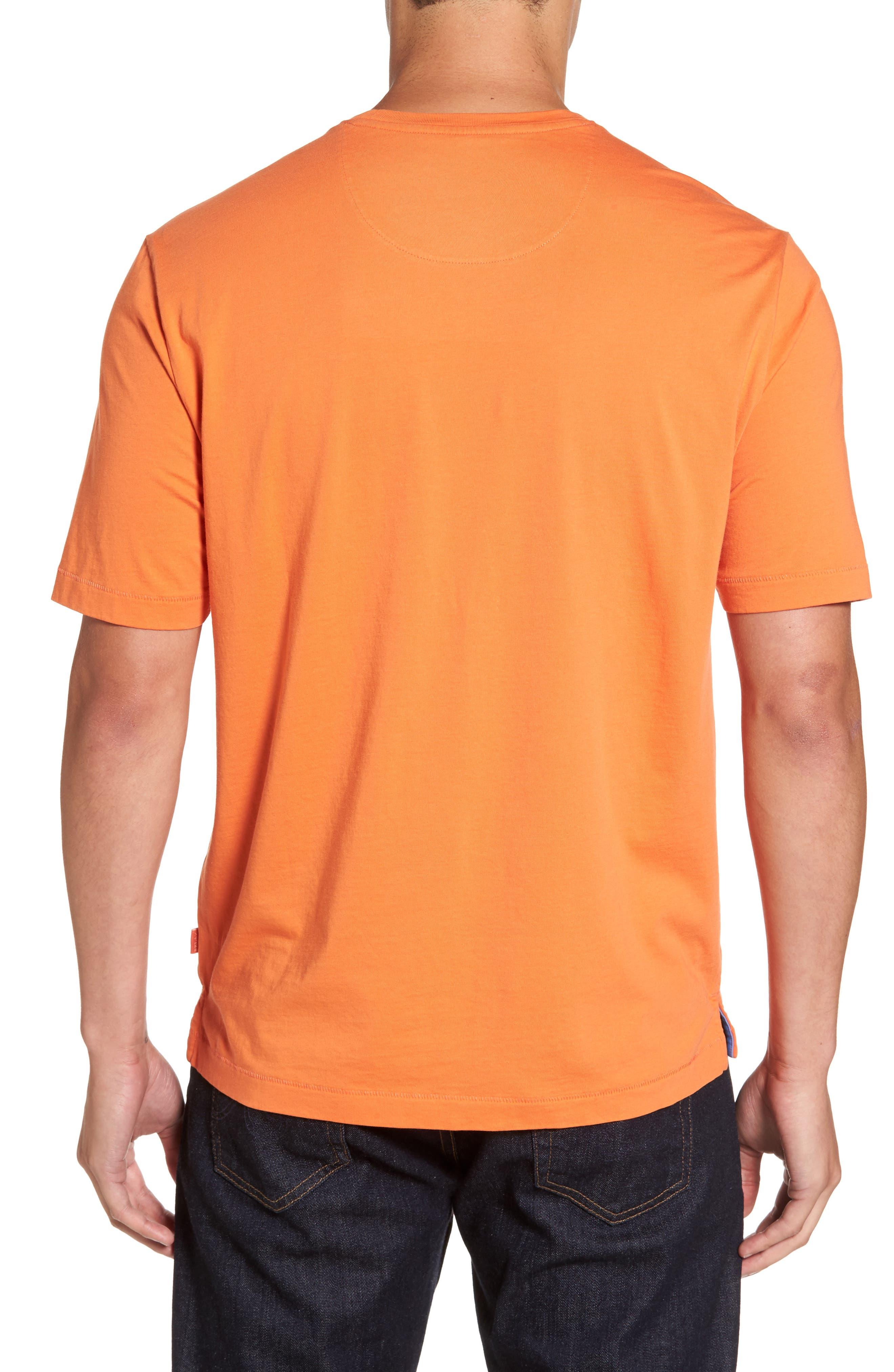 New Bali Sky Pima Cotton Pocket T-Shirt,                             Alternate thumbnail 64, color,
