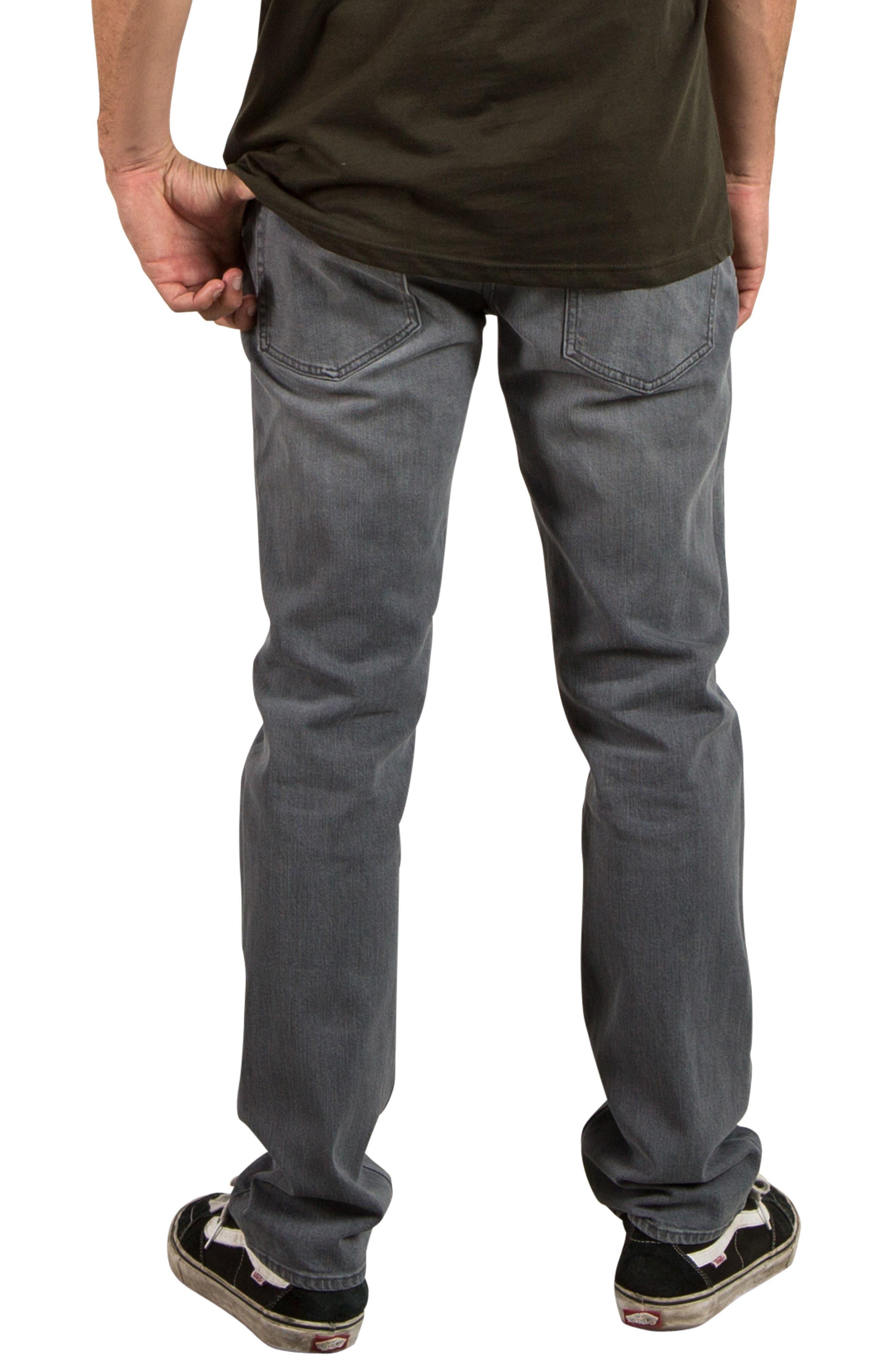 Solver Denim Pants,                             Alternate thumbnail 8, color,