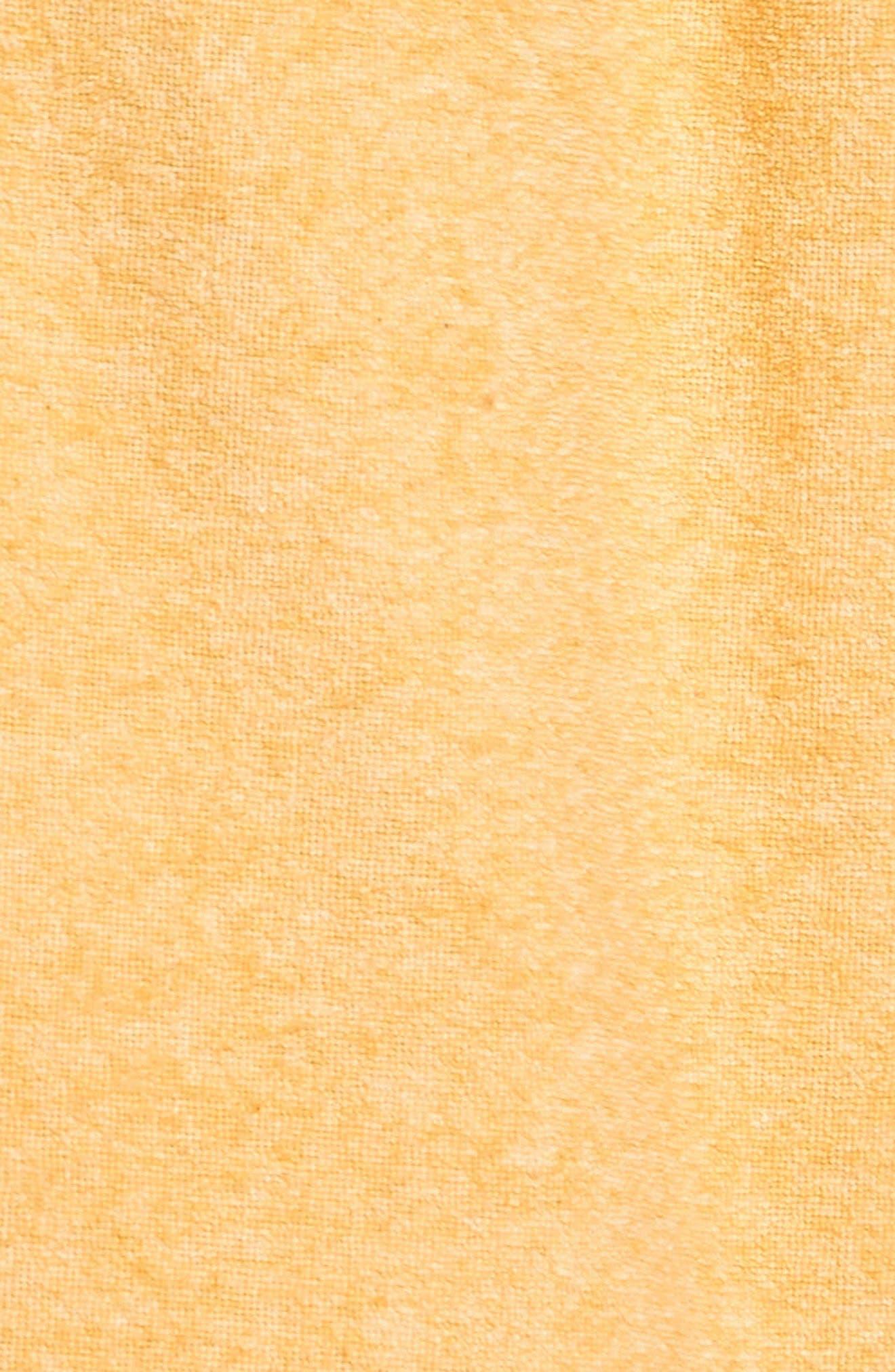 Kimono Cotton Blend Robe,                             Alternate thumbnail 9, color,