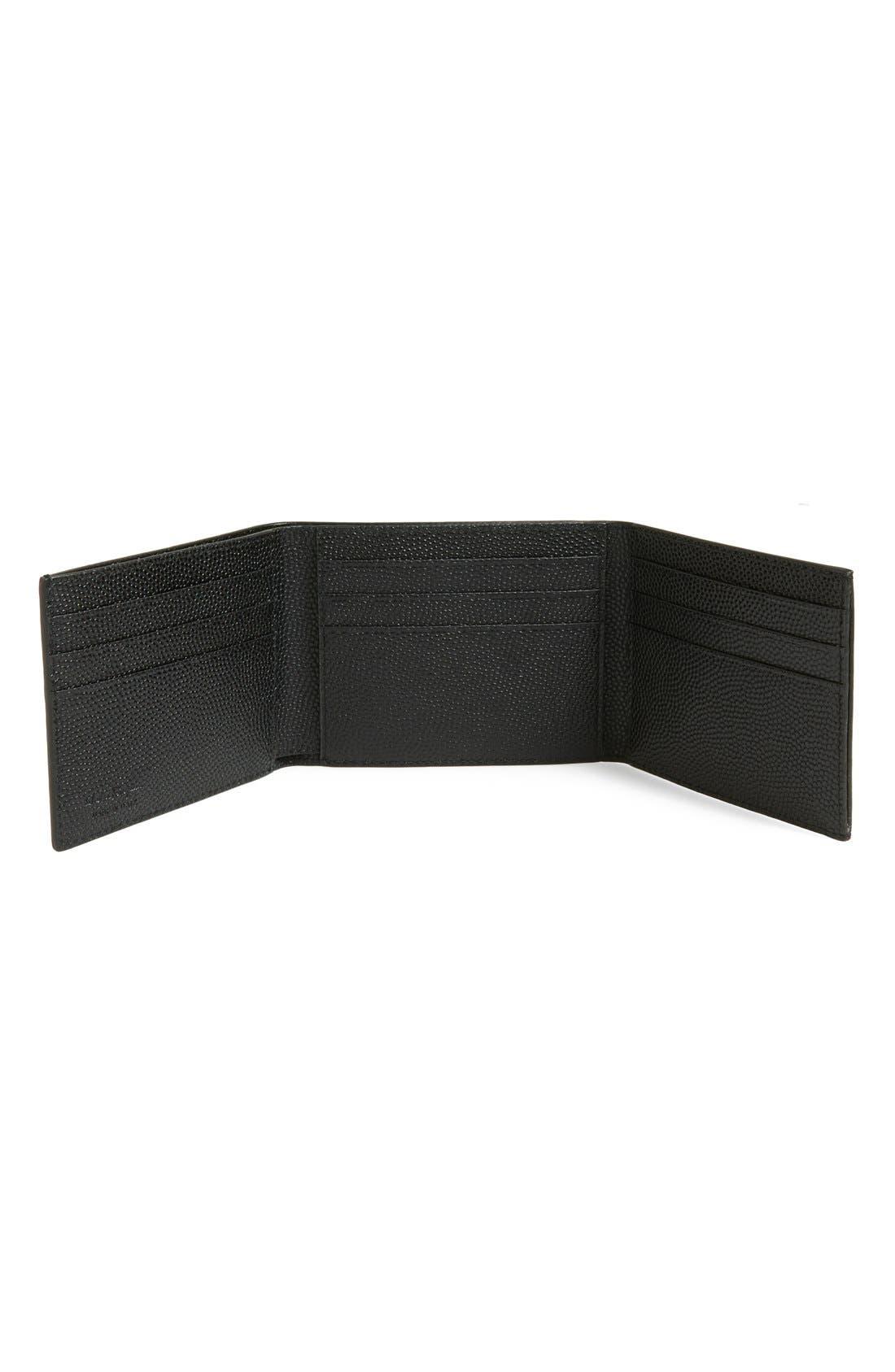 Trifold Wallet,                             Alternate thumbnail 4, color,