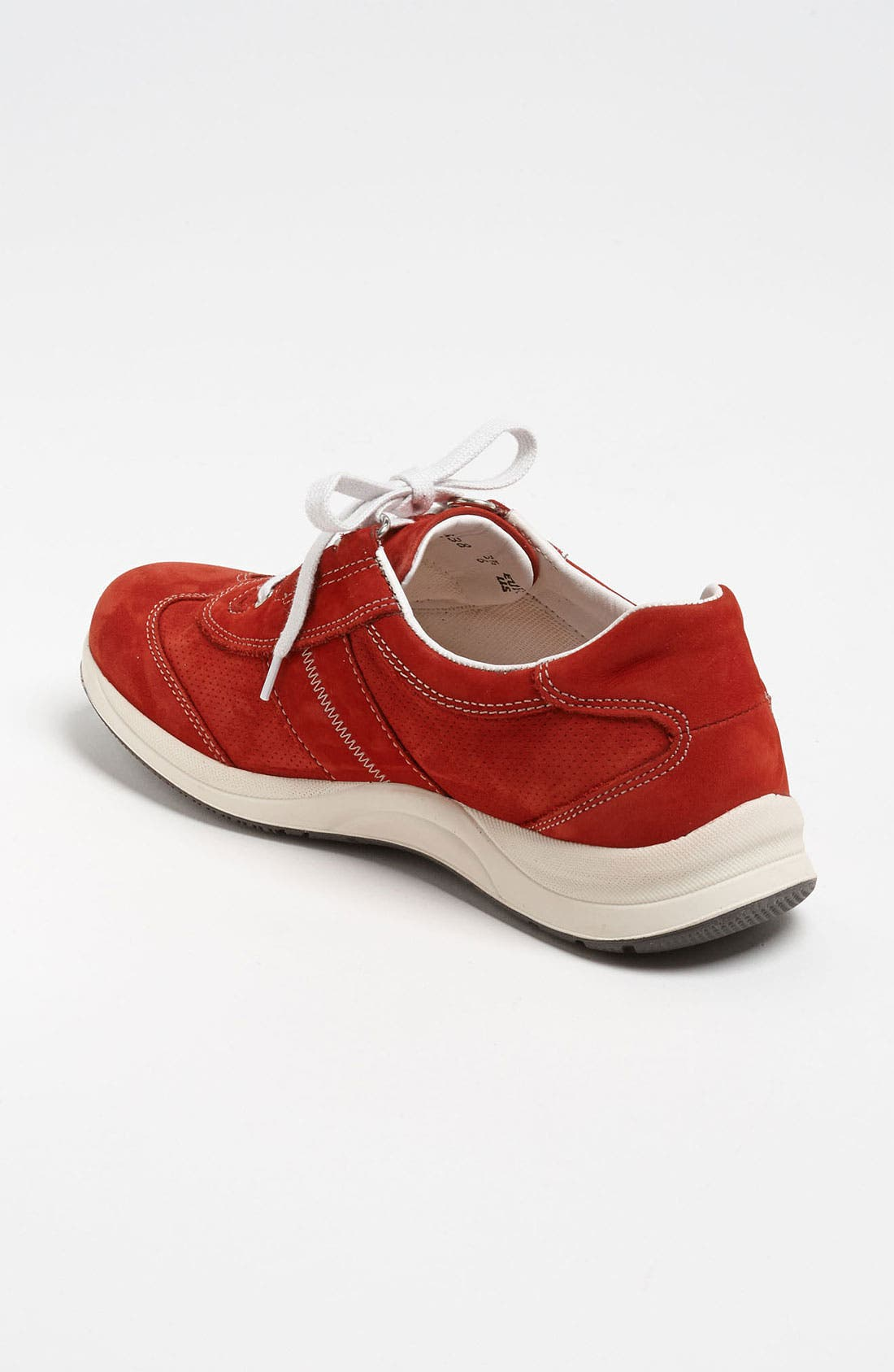 Laser Perforated Walking Shoe,                             Alternate thumbnail 15, color,