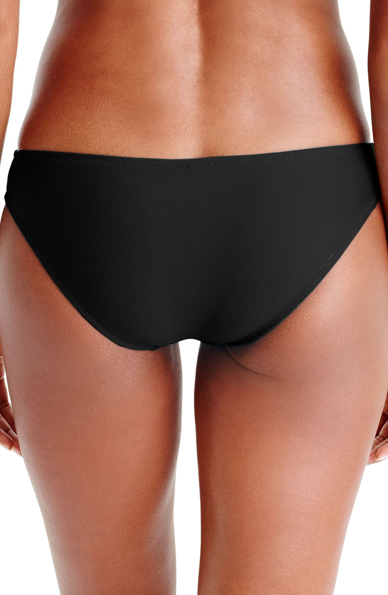 Hipster Bikini Bottoms,                             Alternate thumbnail 2, color,                             001