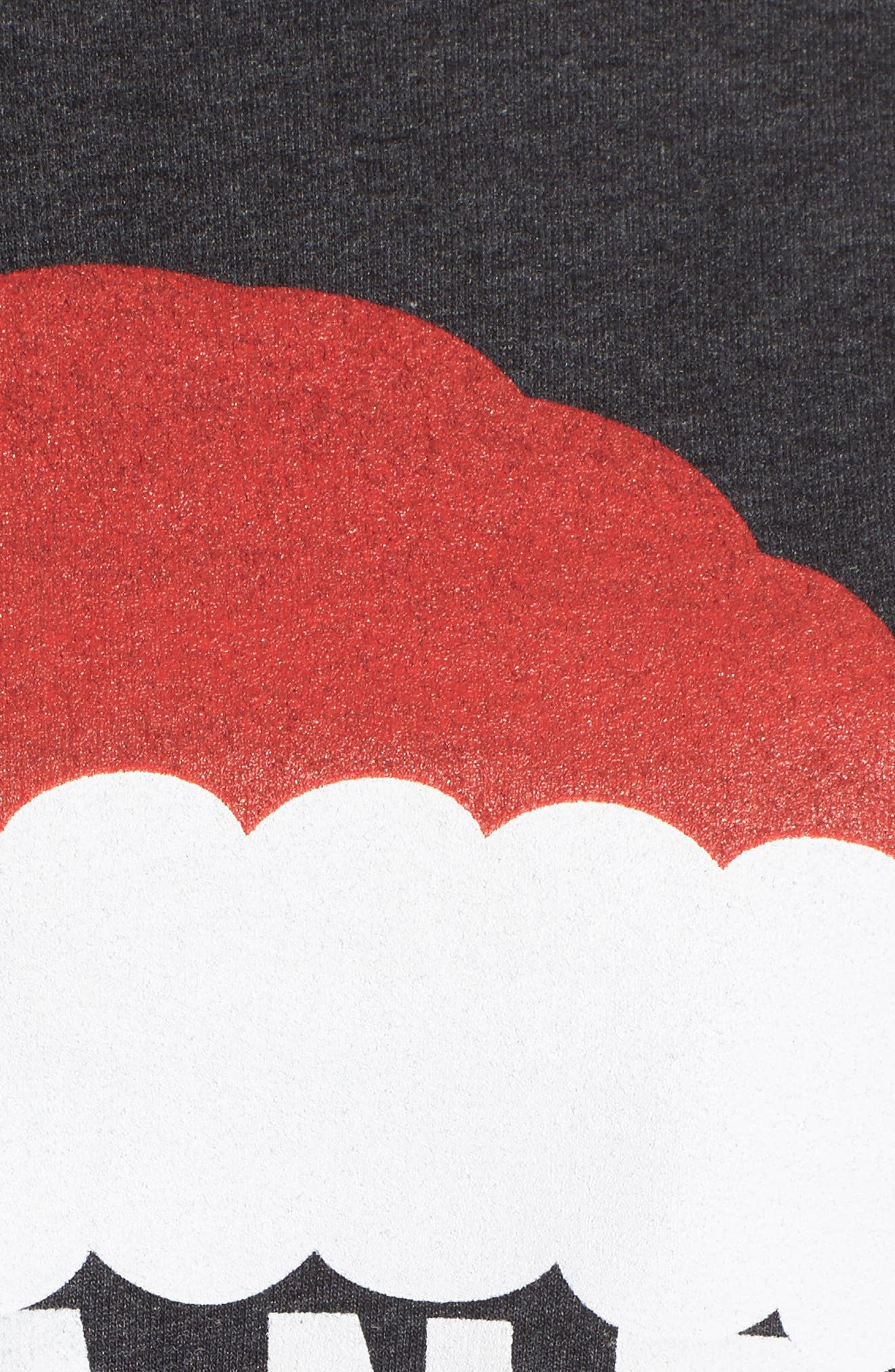 Santa Is My Bae Pullover,                             Alternate thumbnail 5, color,                             020