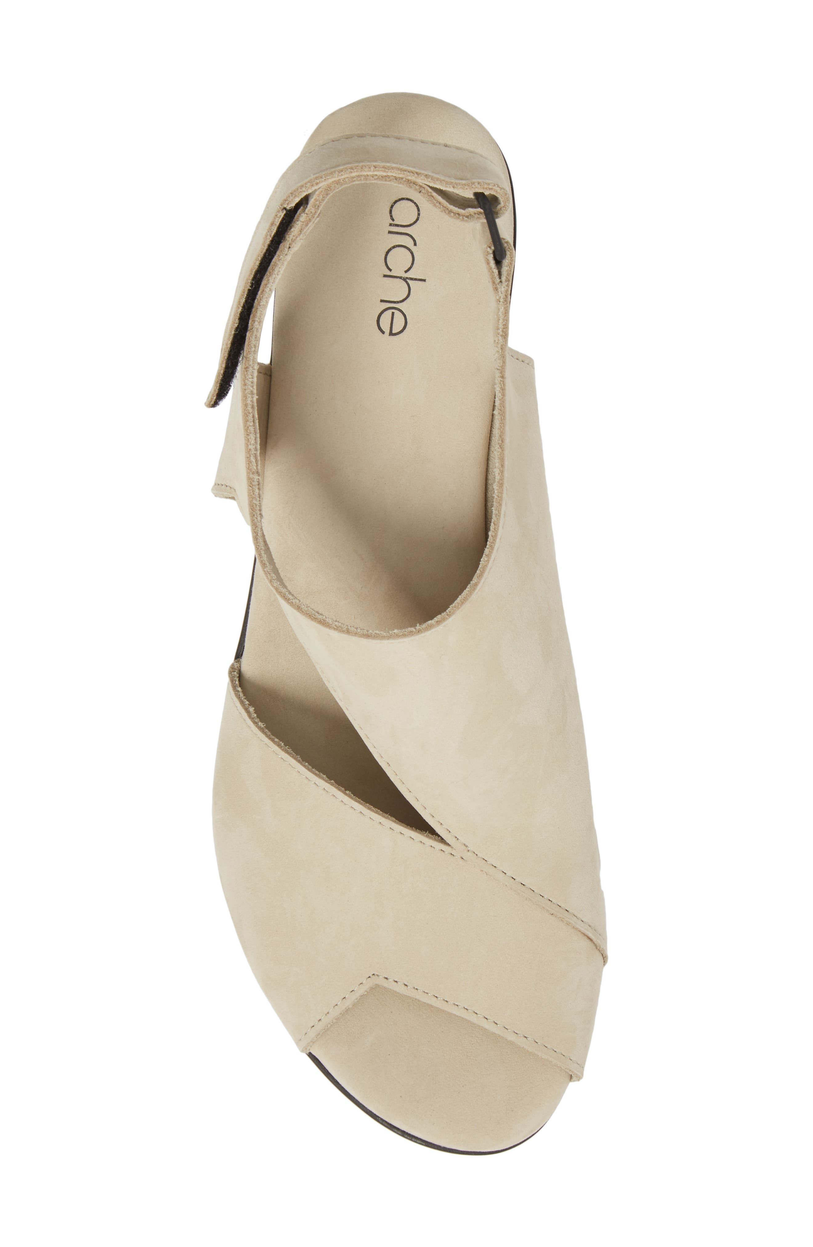 Obibbi Asymmetrical Slingback Sandal,                             Alternate thumbnail 10, color,