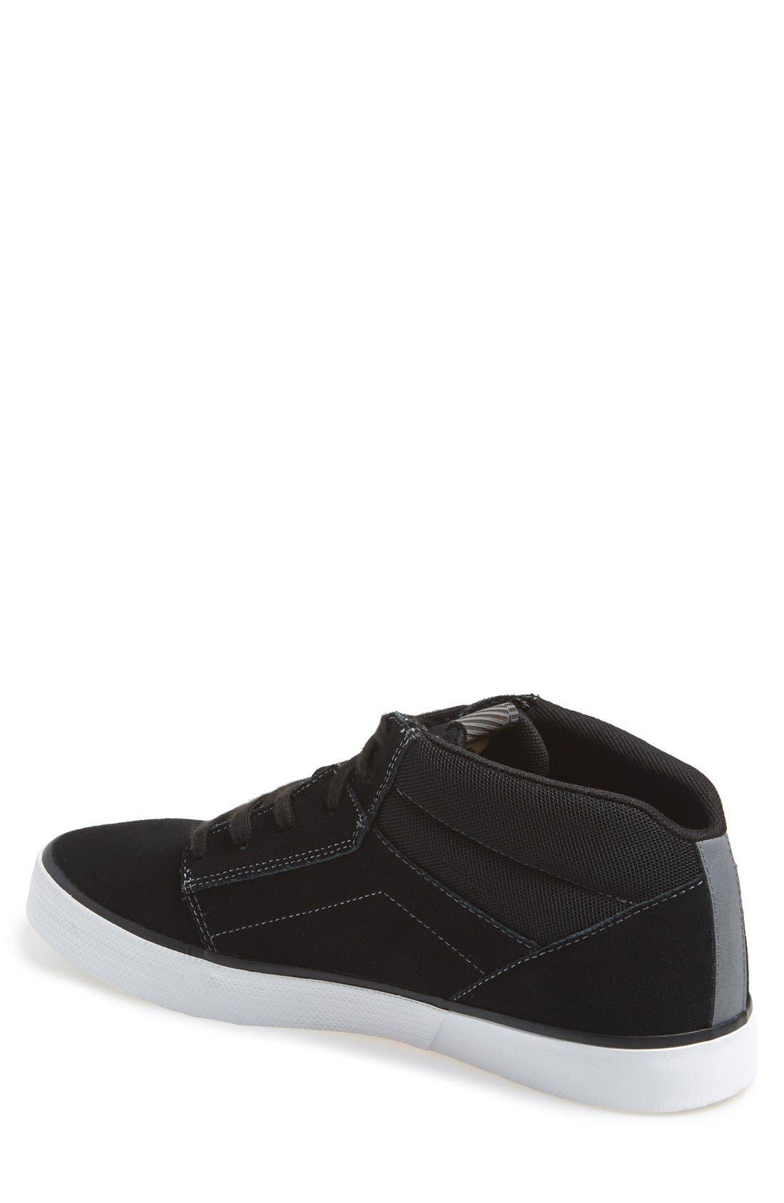 'Grimm Mid 2' Sneaker,                             Alternate thumbnail 4, color,                             018