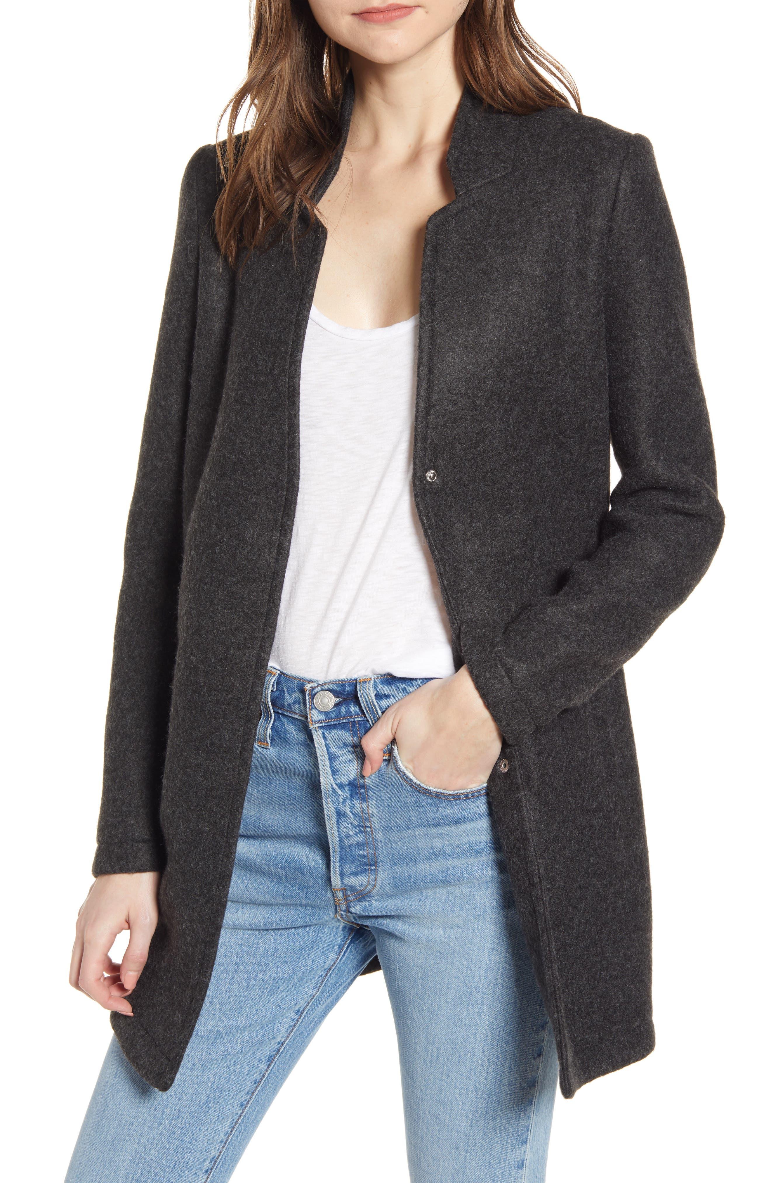 Vero Moda Katrine Brushed Fleece Jacket -