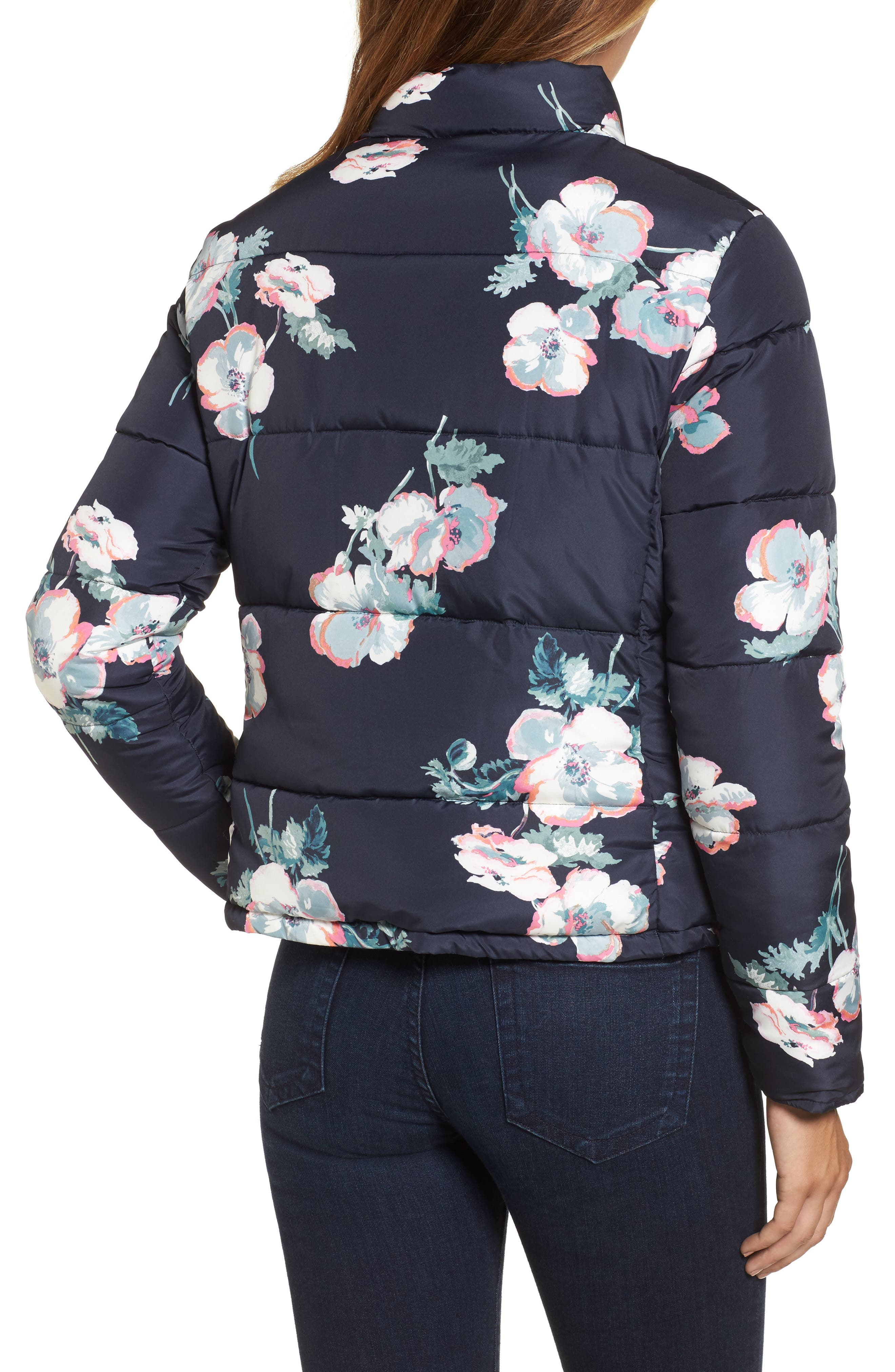 Reversible Puffer Jacket,                             Alternate thumbnail 2, color,                             407