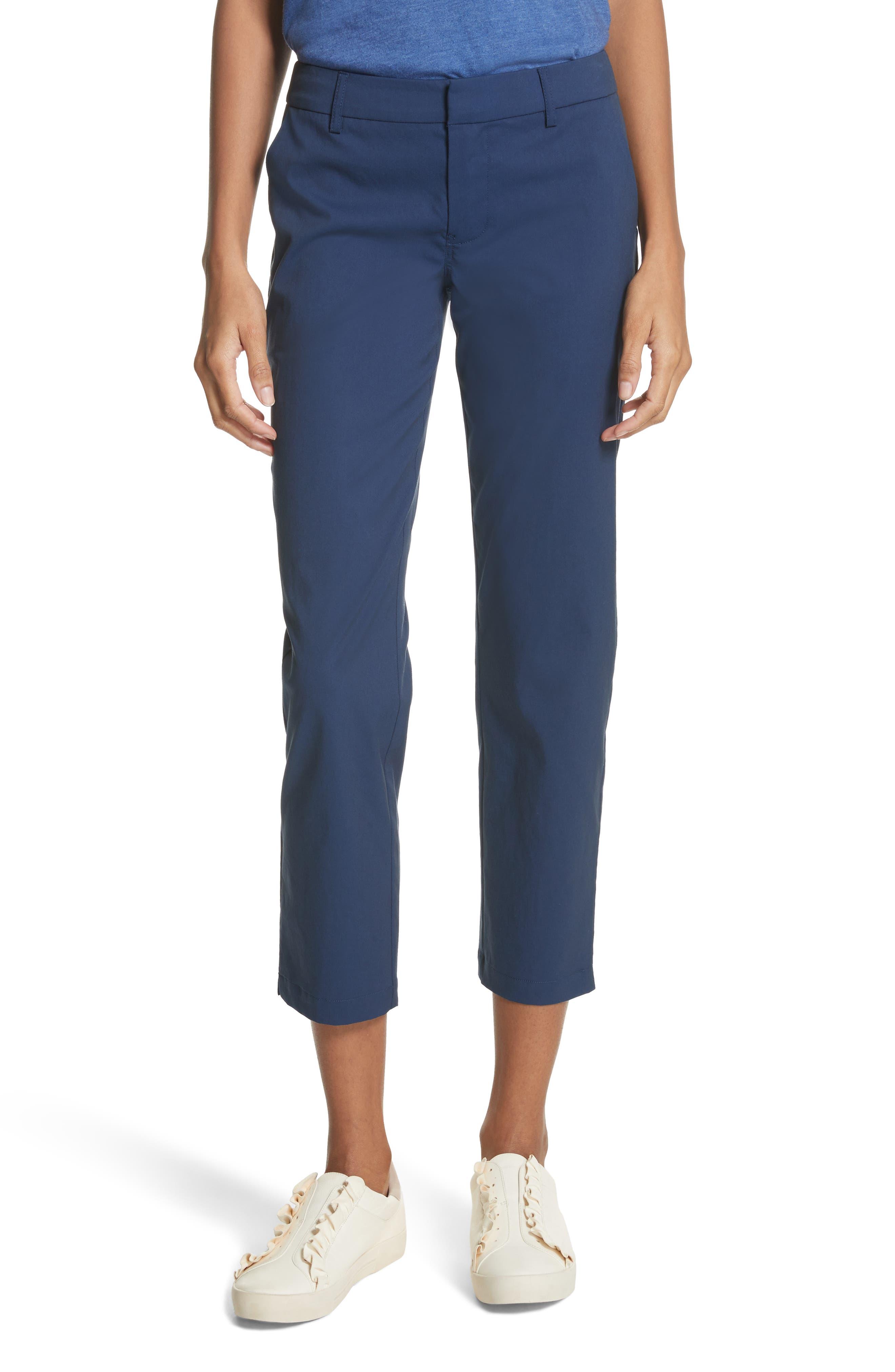 JOIE Golda Ankle Pants, Main, color, 418