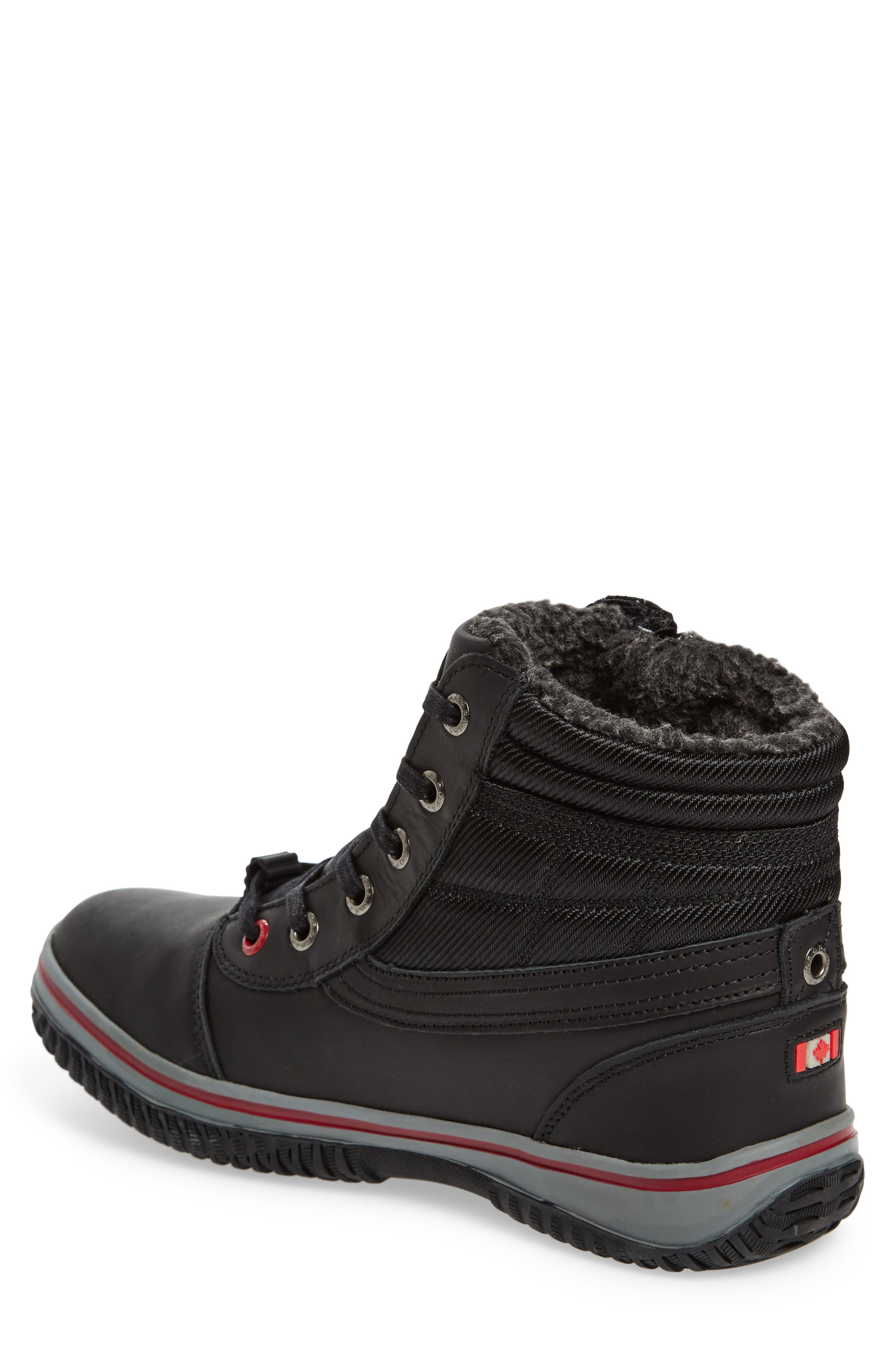 Tavin Waterproof Winter Boot,                             Alternate thumbnail 2, color,                             001