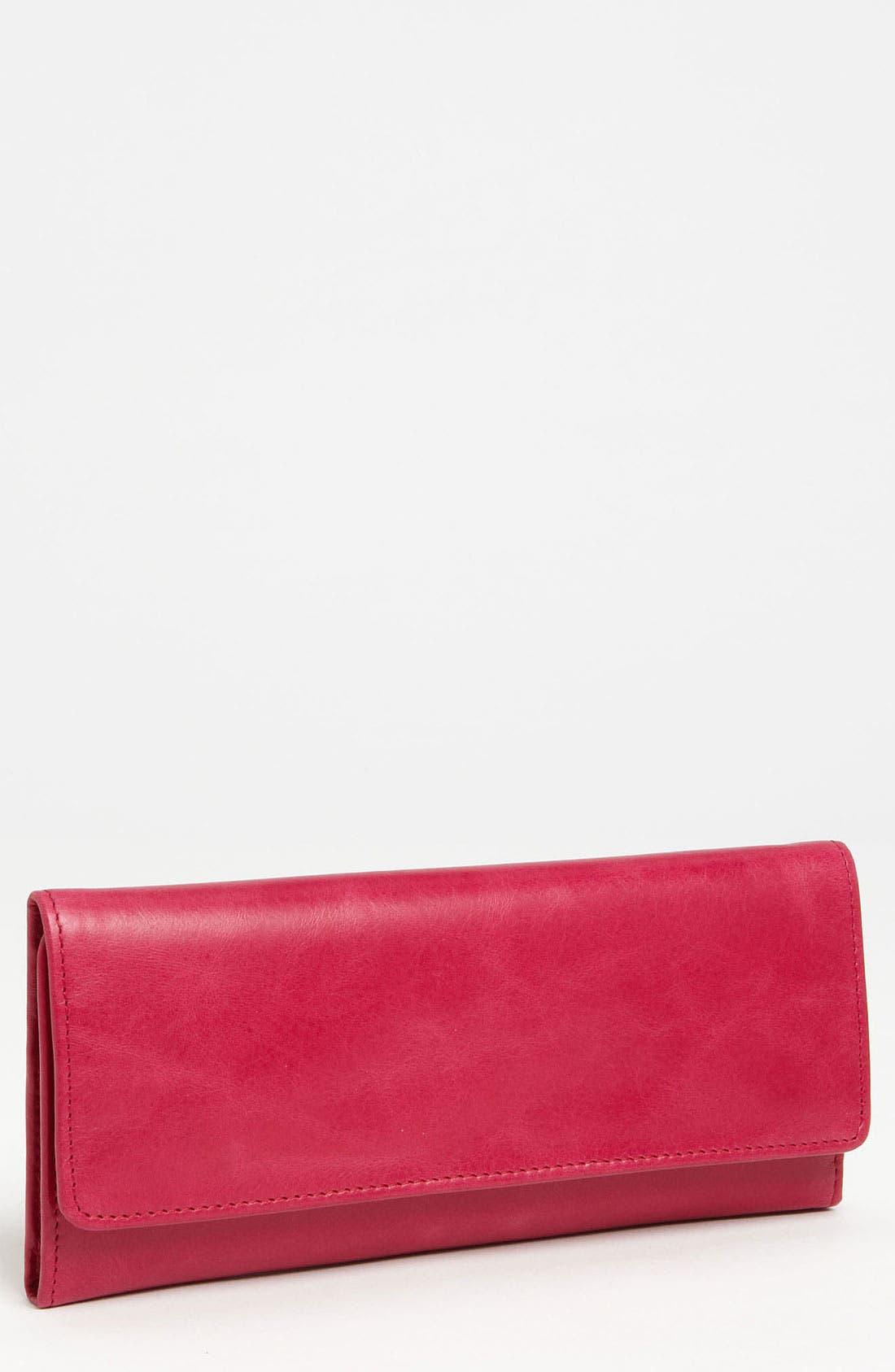 'Sadie' Leather Wallet,                             Main thumbnail 45, color,