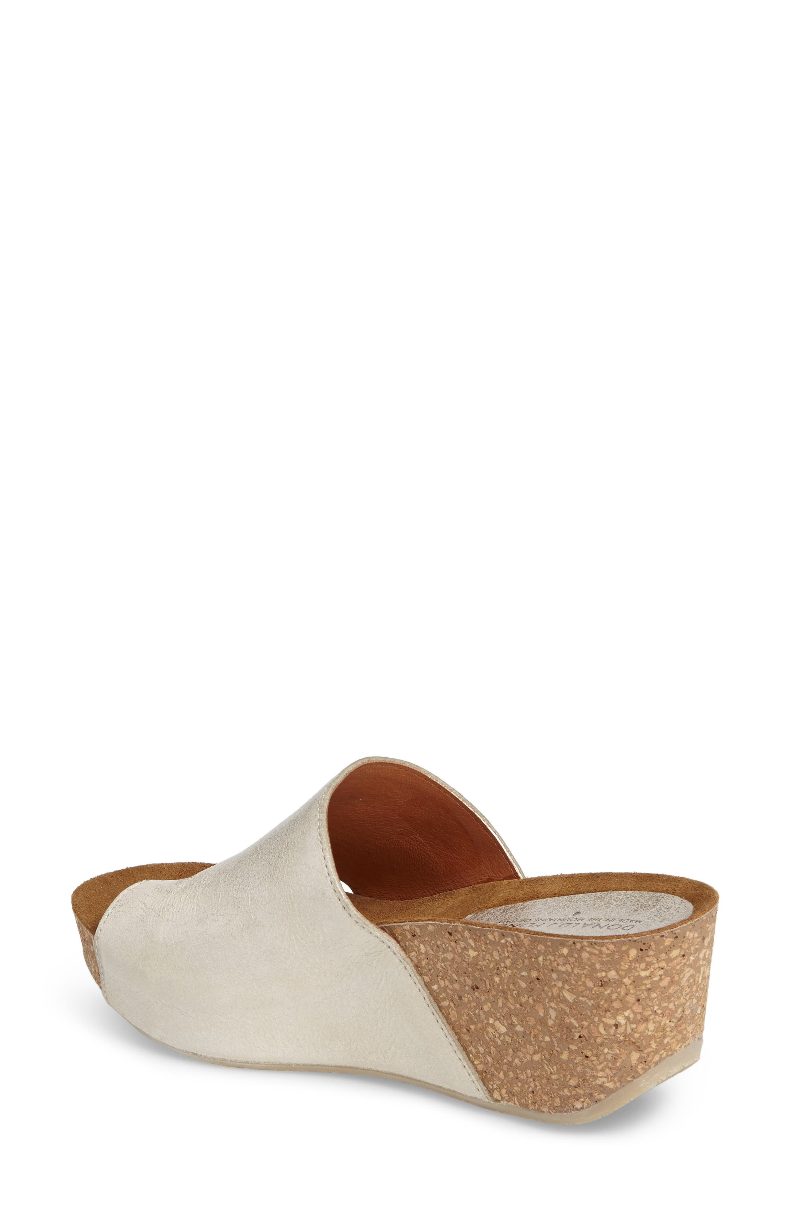 Donald J Pliner Ginie Platform Wedge Sandal,                             Alternate thumbnail 15, color,