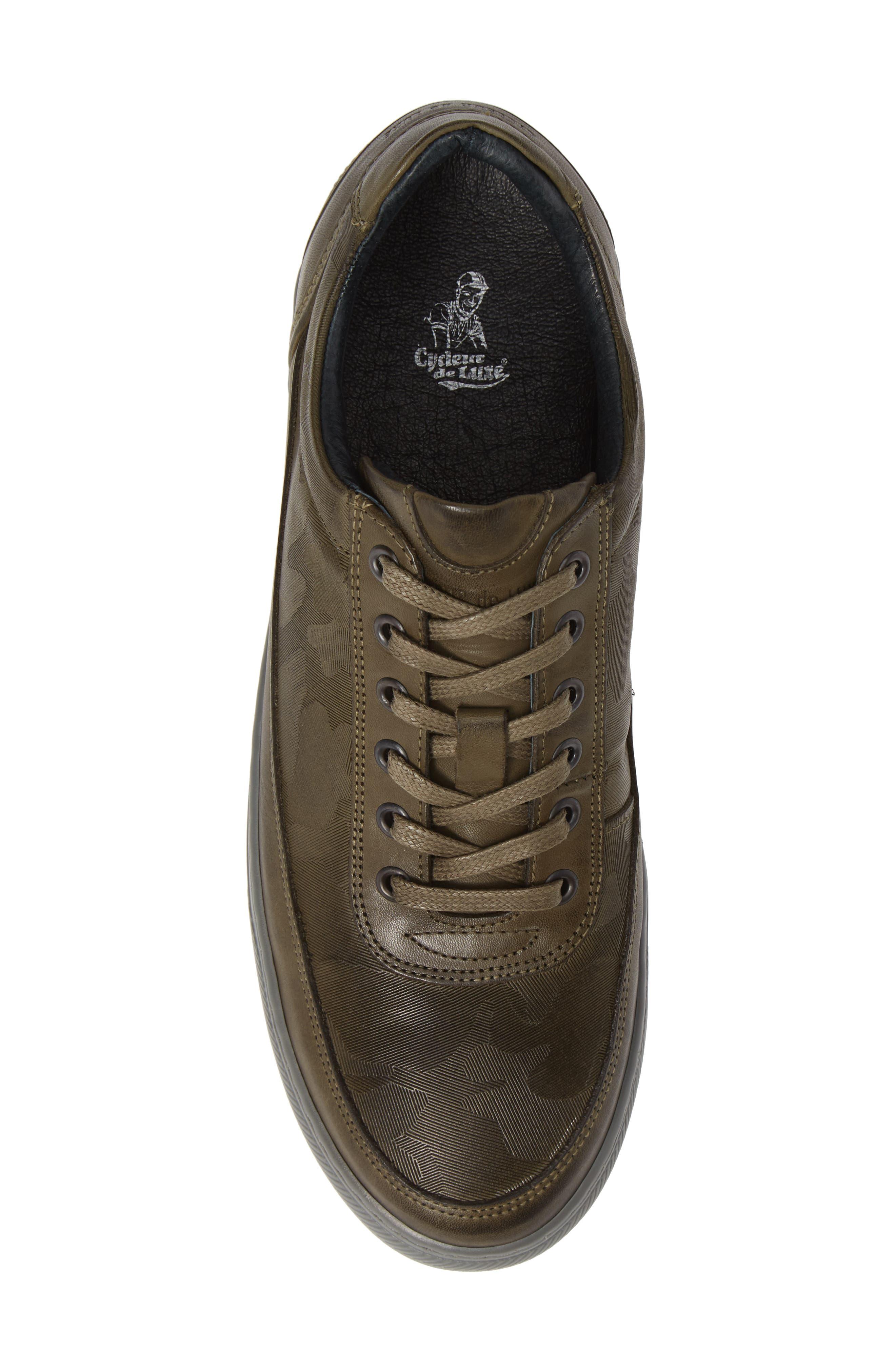 Montreal Sneaker,                             Alternate thumbnail 5, color,                             MILITARY GREEN