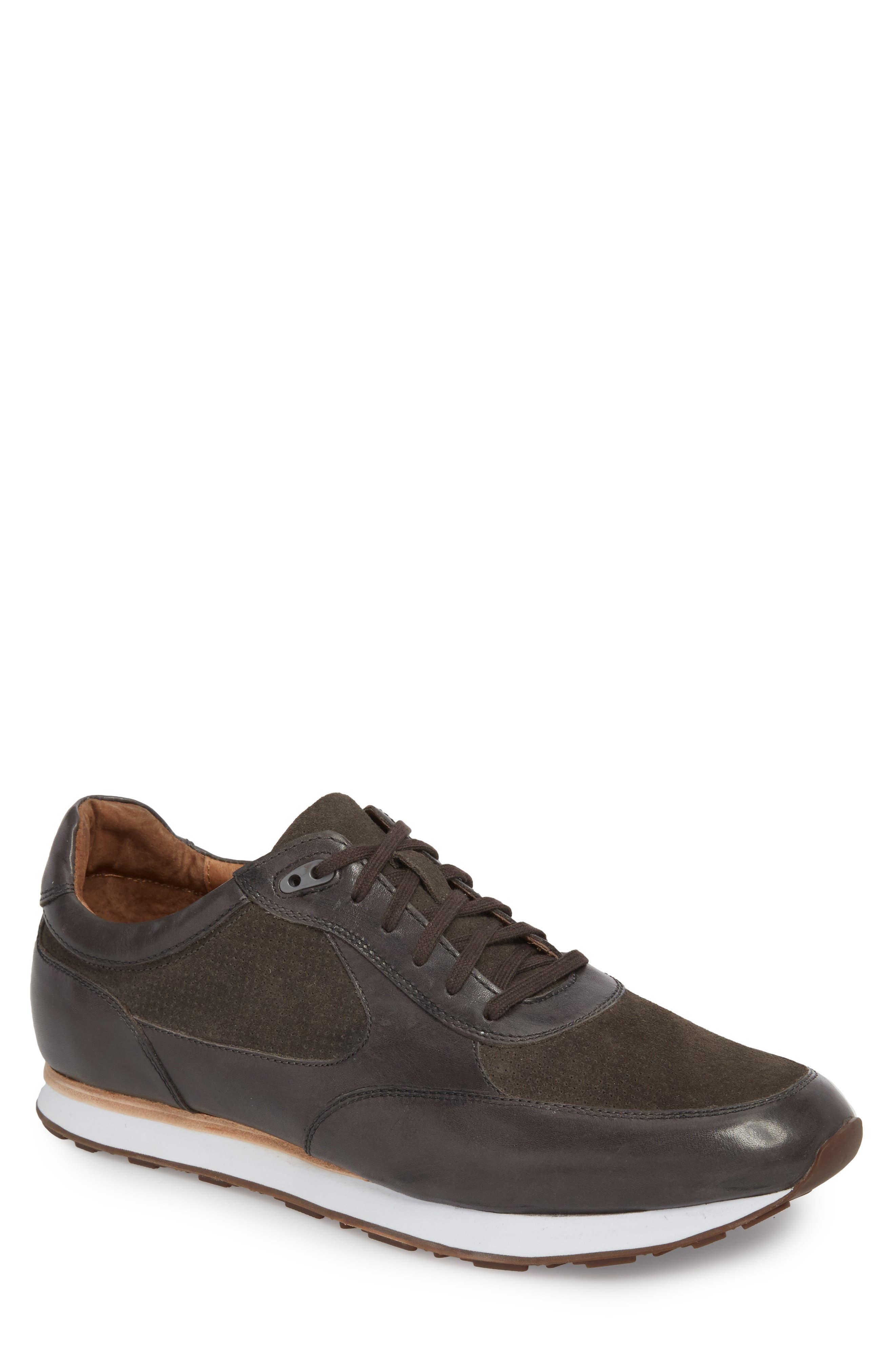 Malek Low Top Sneaker,                             Main thumbnail 1, color,                             020