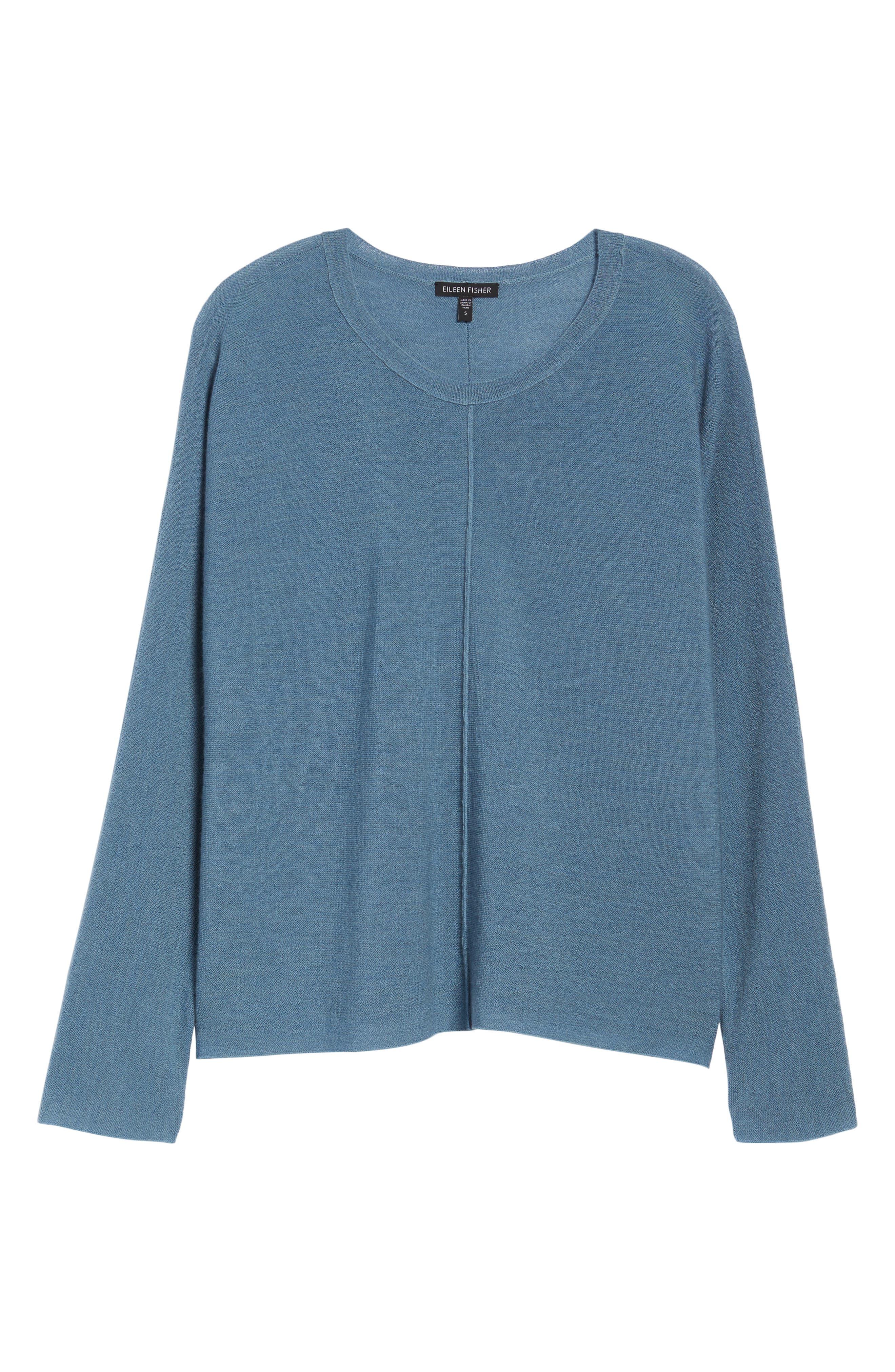 Merino Wool Sweater,                             Alternate thumbnail 24, color,