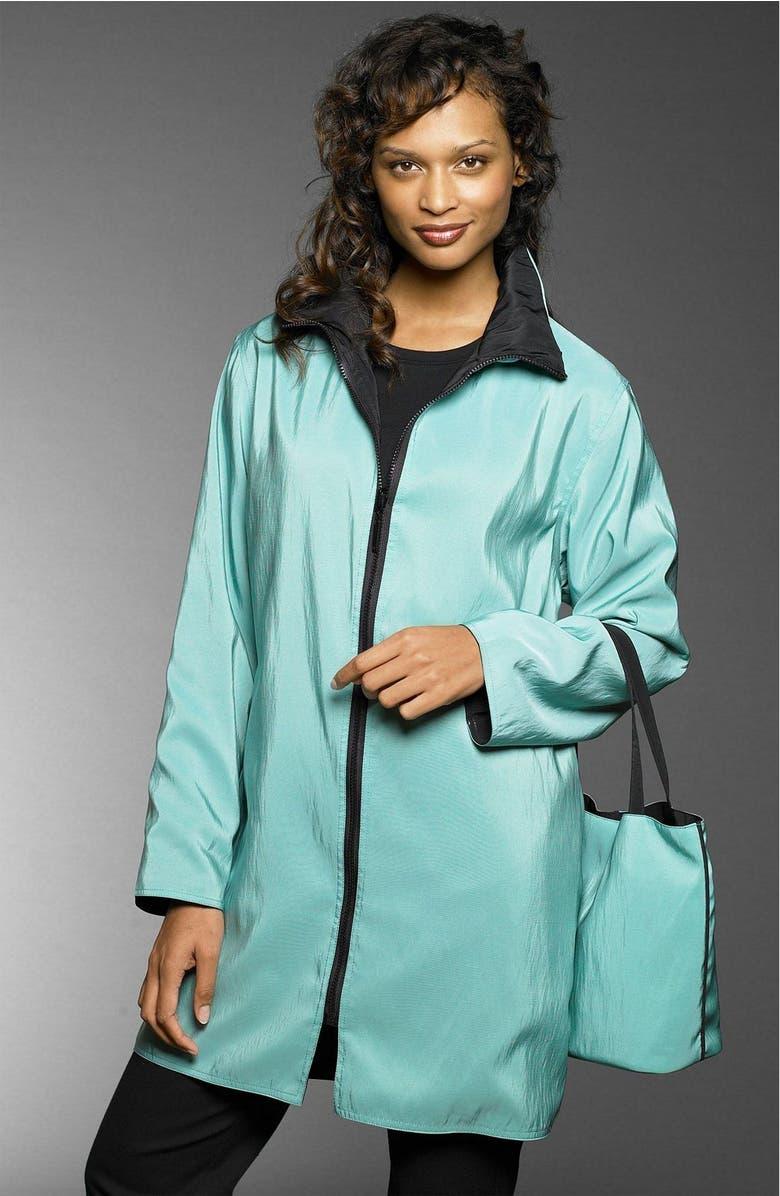 52faa619990 Mycra Pac Designer Wear Reversible Travel Coat