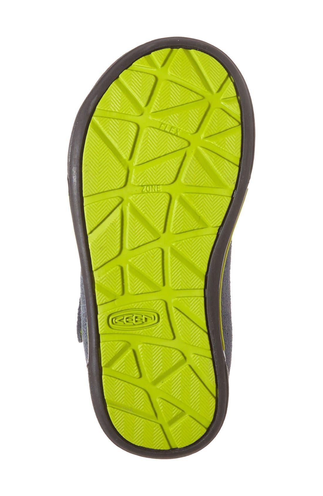 'Encanto Scout' High Top Sneaker,                             Alternate thumbnail 4, color,                             001