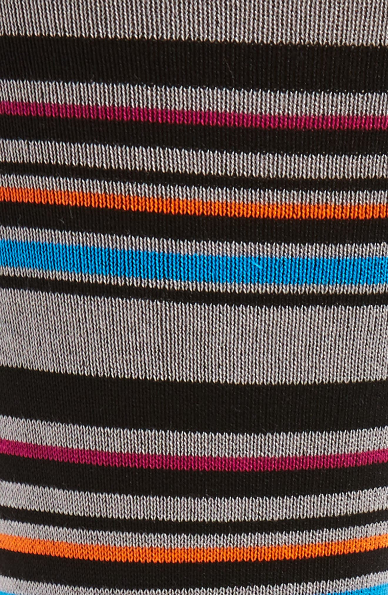 Stripe Socks,                             Alternate thumbnail 3, color,