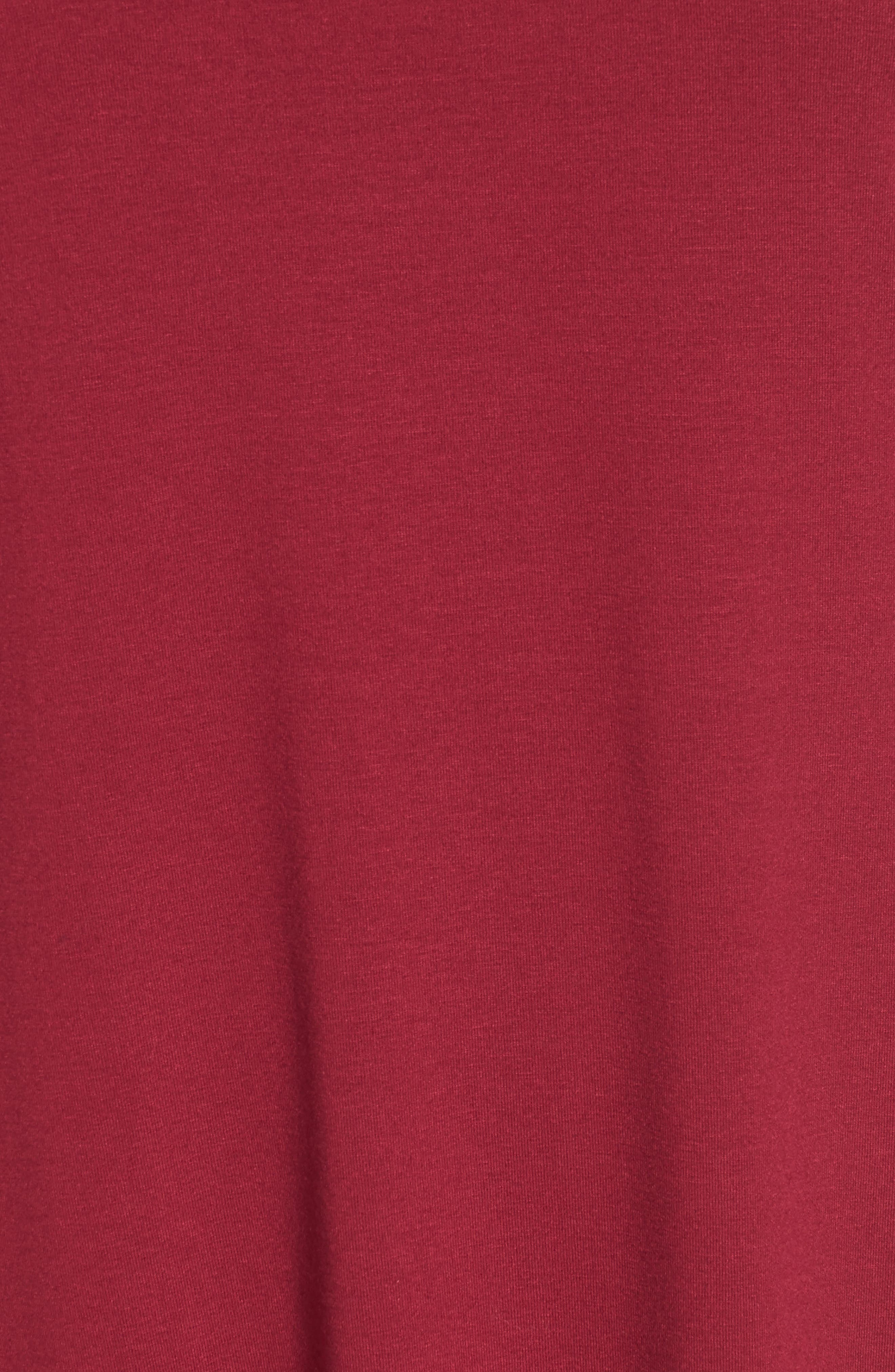 Mock Neck Shift Dress,                             Alternate thumbnail 15, color,