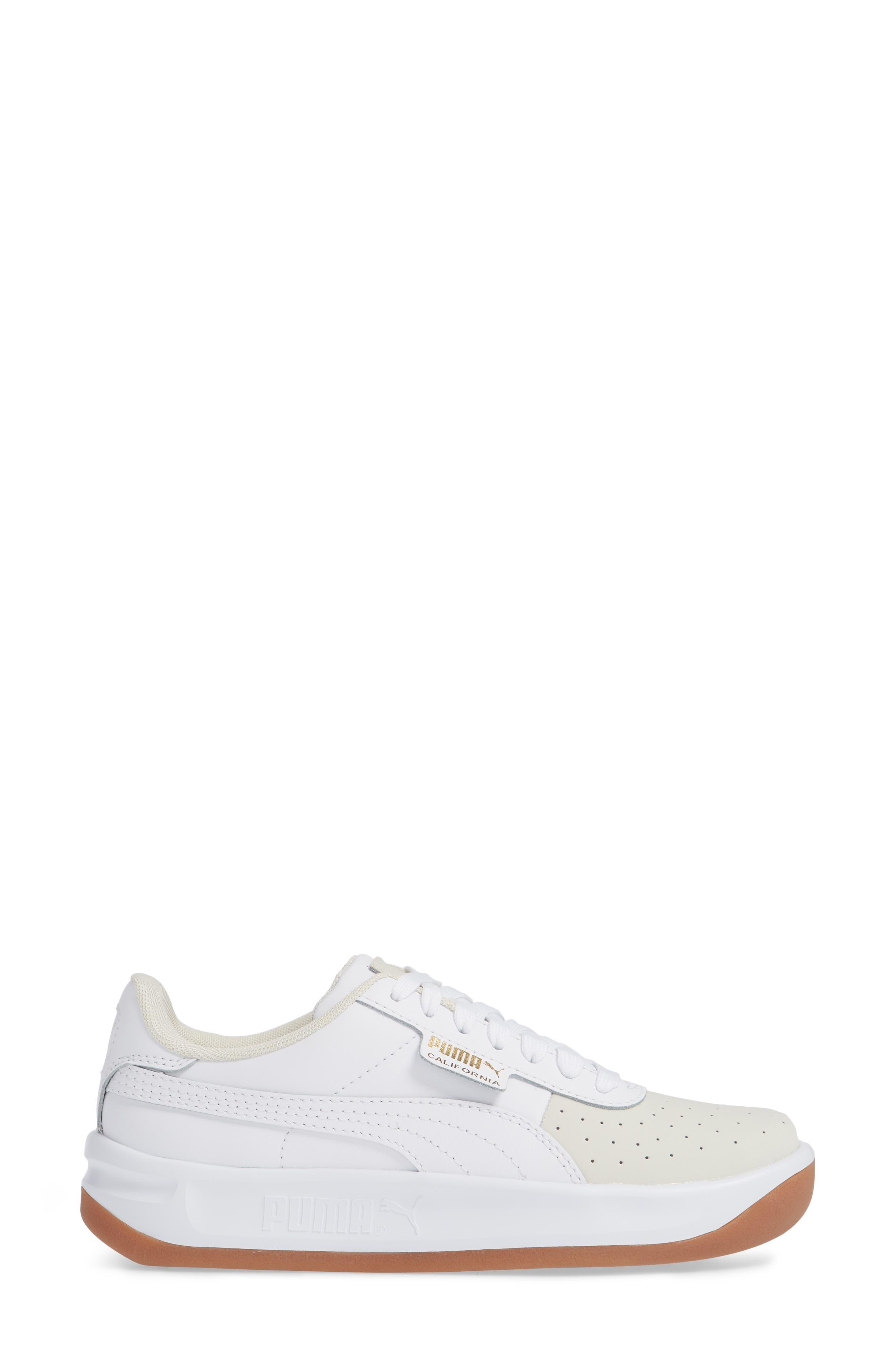 California Exotic Sneaker,                             Alternate thumbnail 3, color,                             100