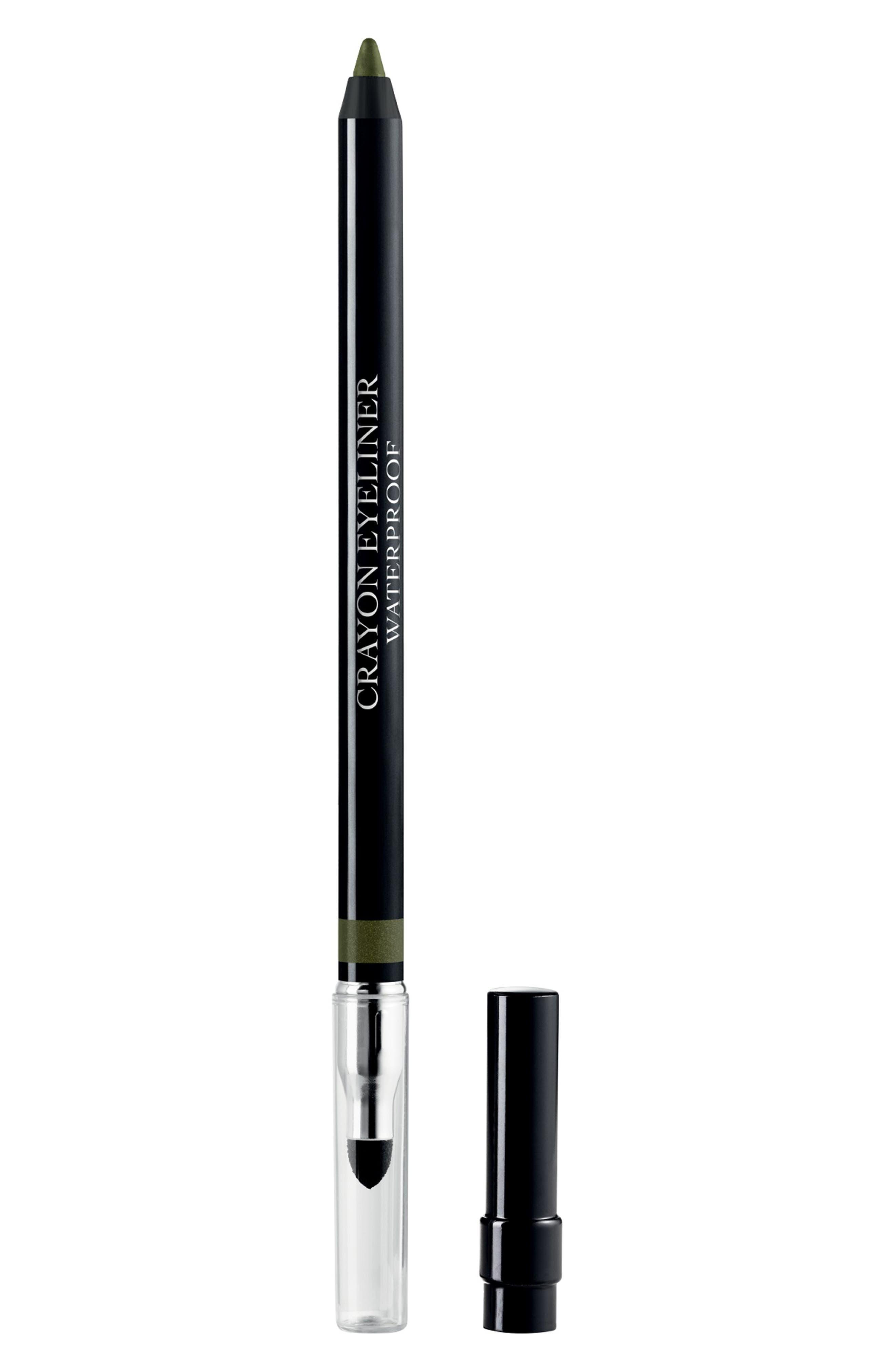 Dior Long-Wear Waterproof Eyeliner Pencil - 474 Golden Khaki